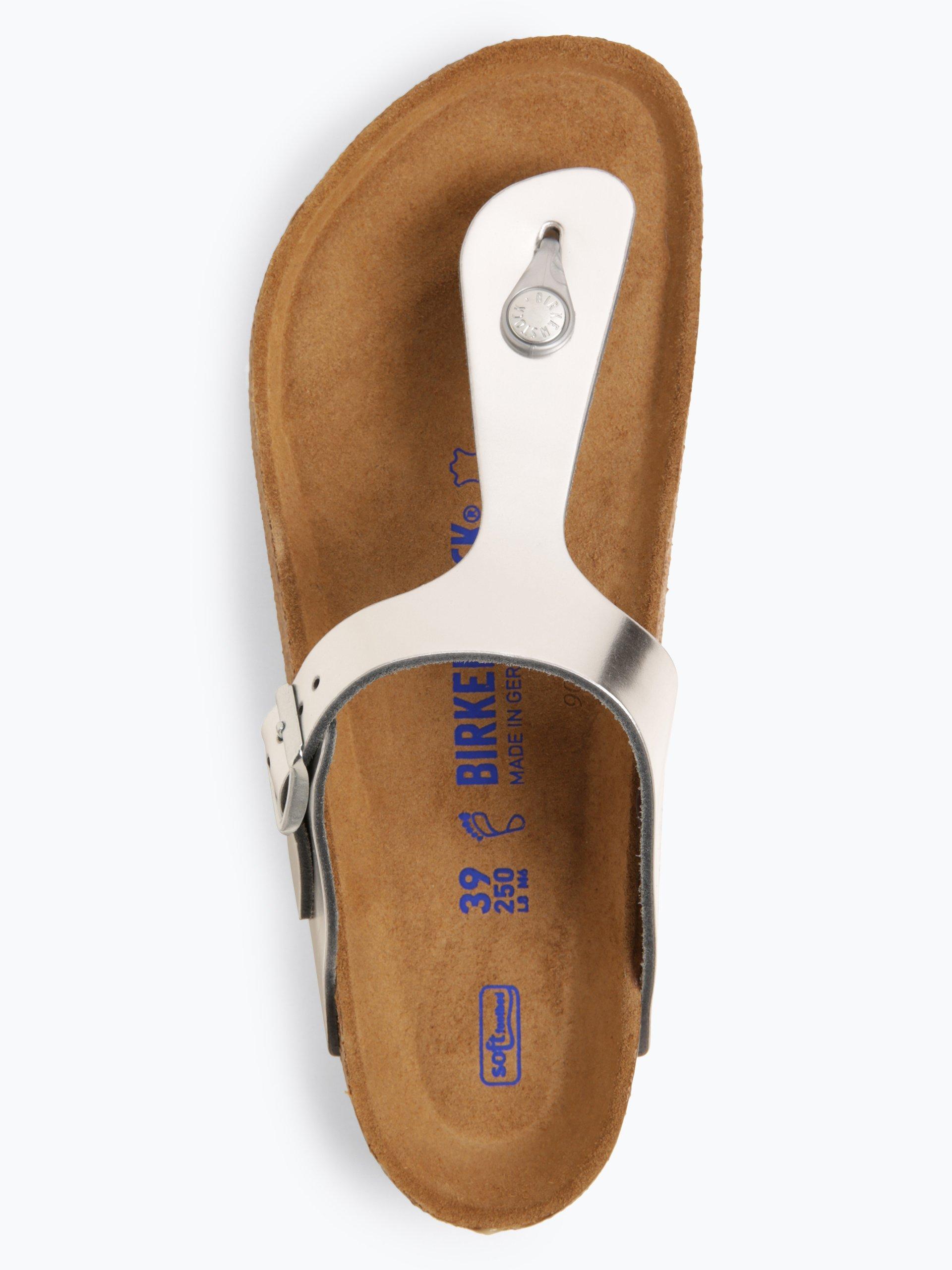 Birkenstock Sandały damskie – Gizeh BS
