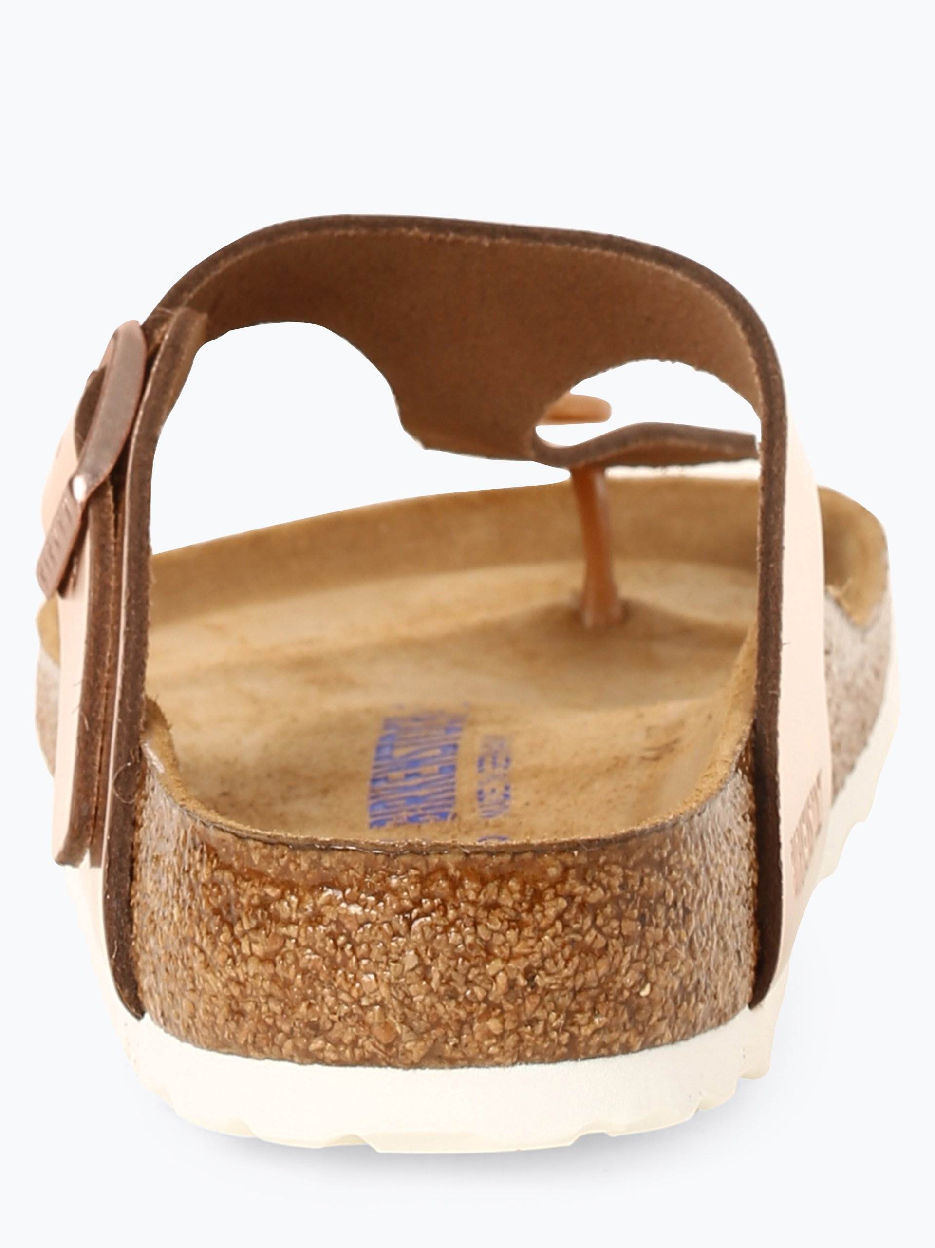 Birkenstock Sandały damskie ze skóry – Gizeh BS