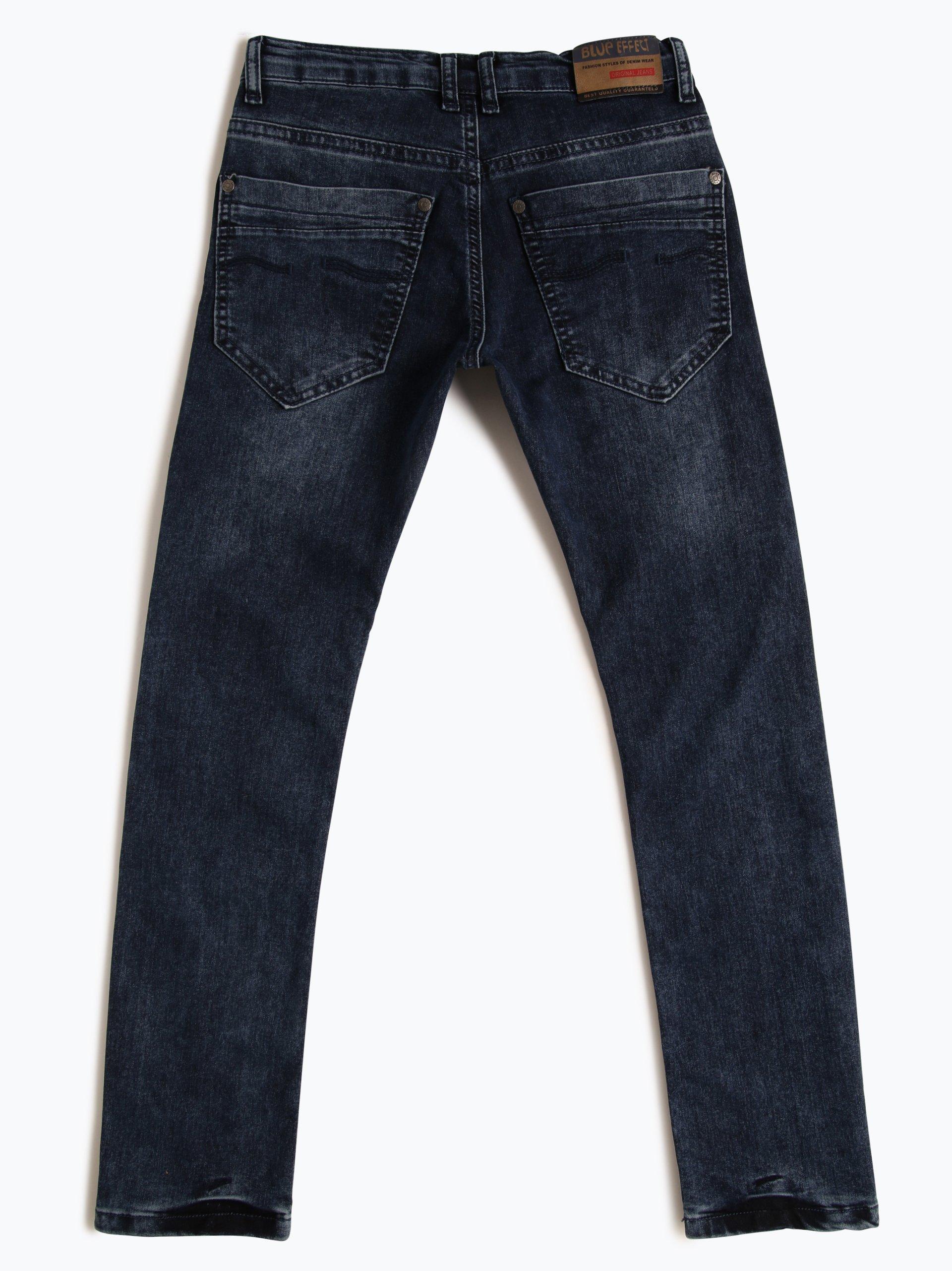 blue effect jungen jeans skinny medium stone uni online kaufen peek und cloppenburg de. Black Bedroom Furniture Sets. Home Design Ideas
