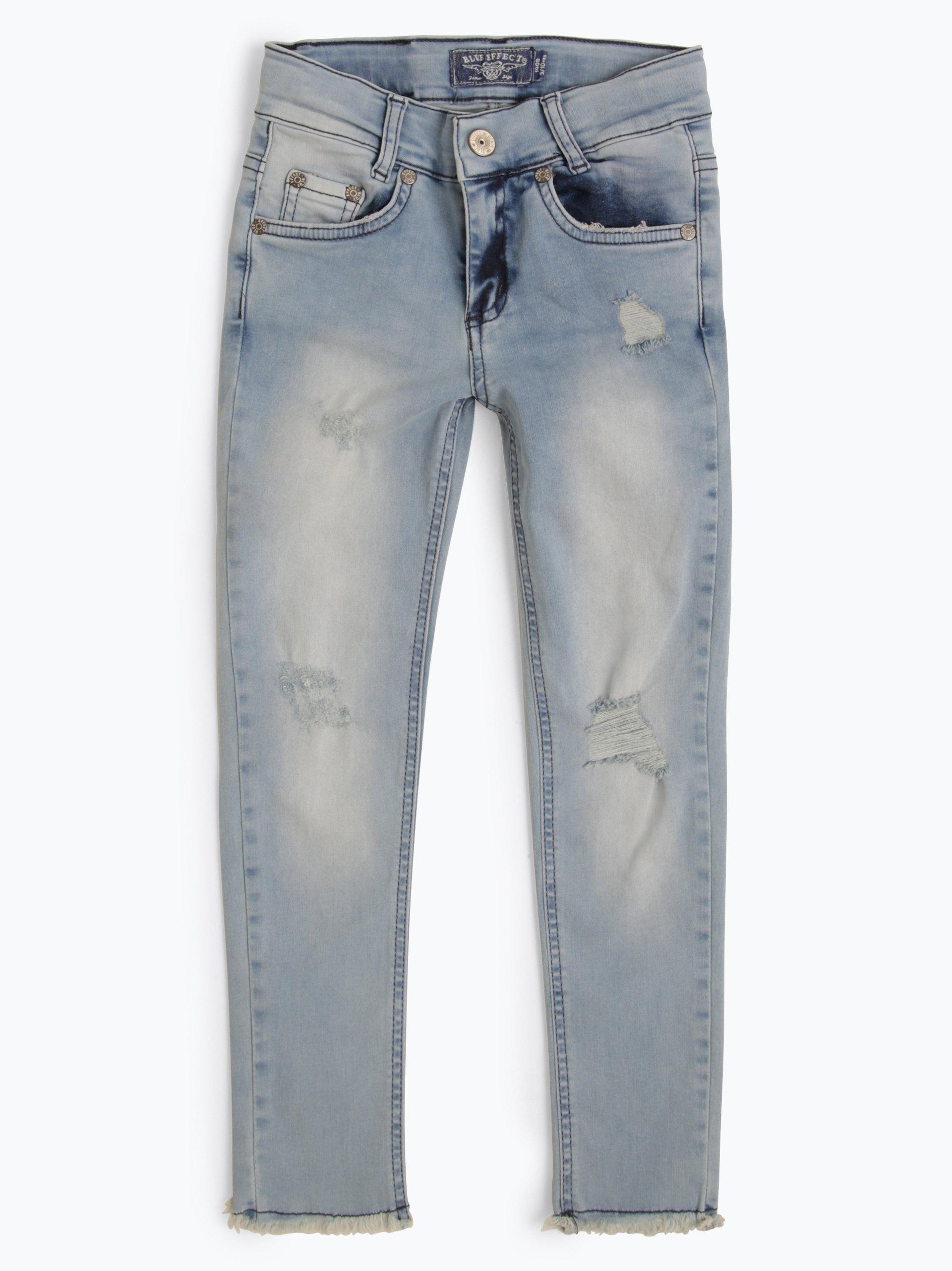 Blue Effect Mädchen Jeans - Super Skinny Fit