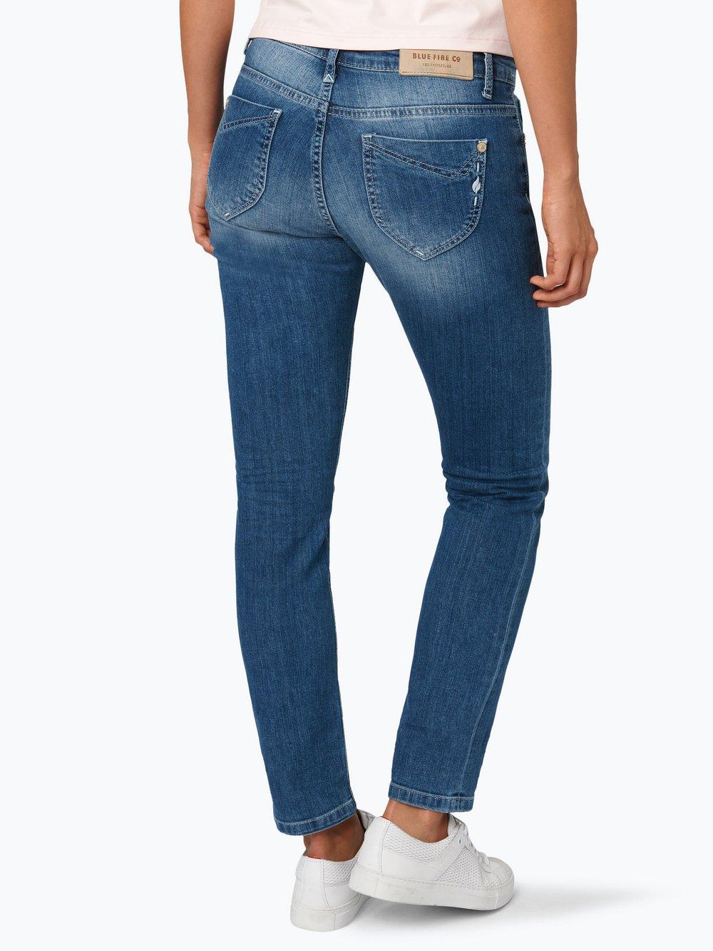 Damen Jeans schwarz Blue Fire Bester Online-Verkauf eq4s0GXXey