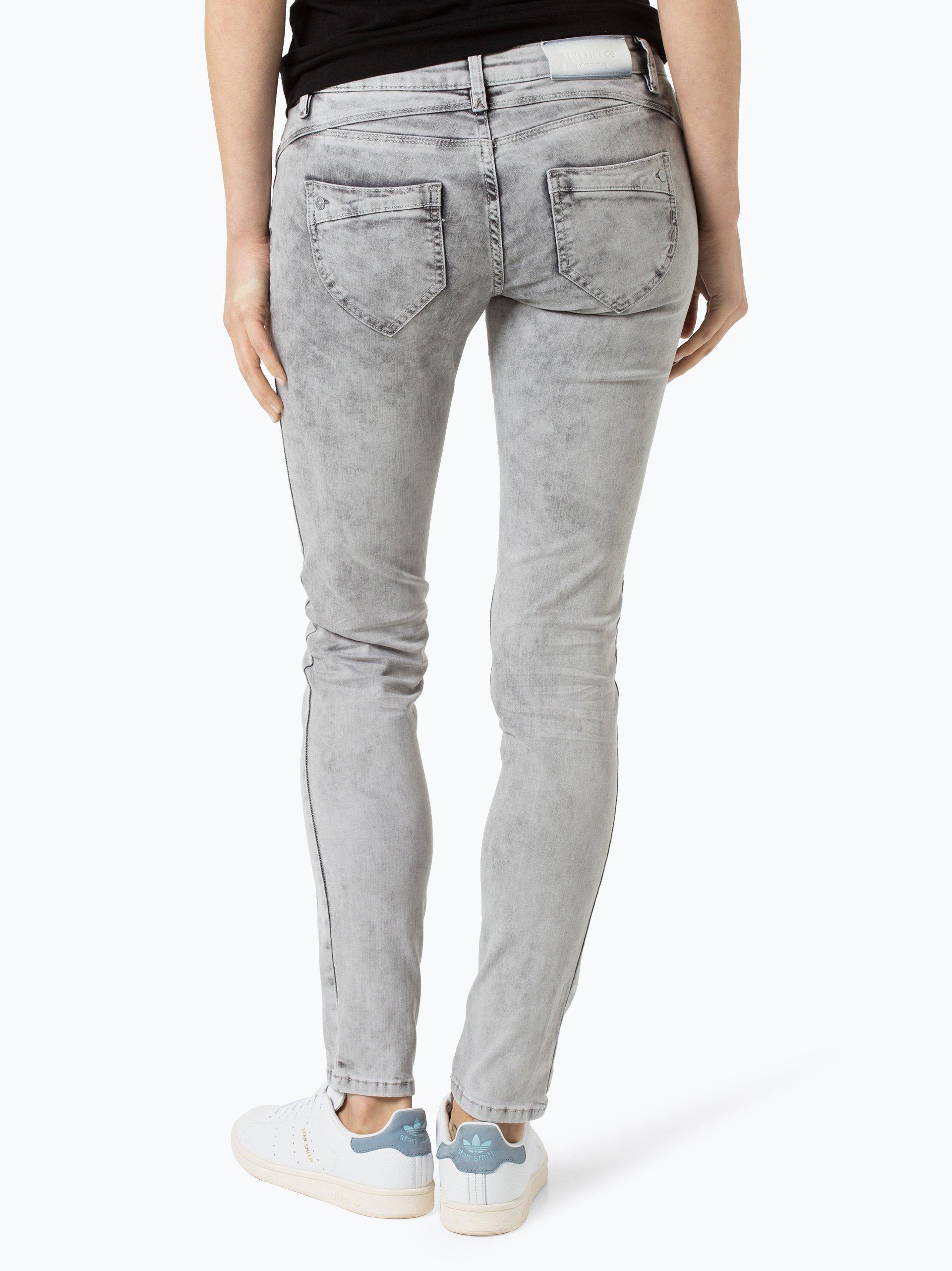 blue fire damen jeans anthrazit uni online kaufen peek. Black Bedroom Furniture Sets. Home Design Ideas