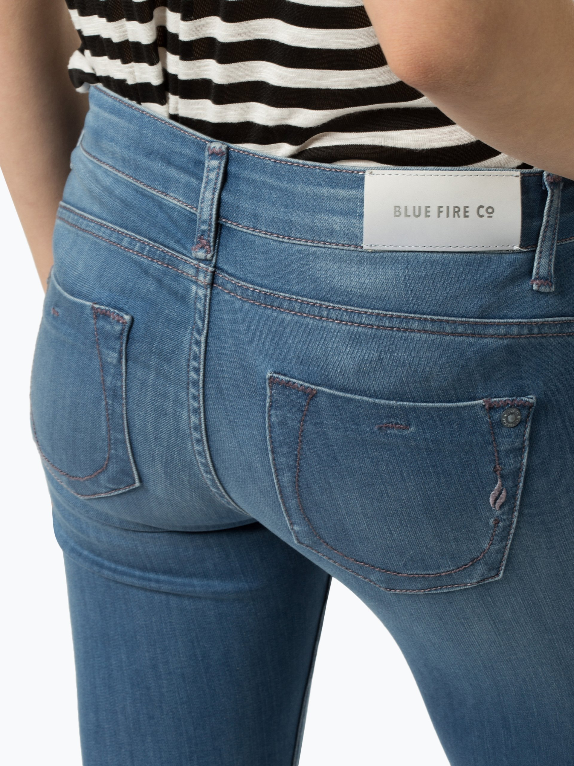 Blue Fire Jeansy damskie – Alicia