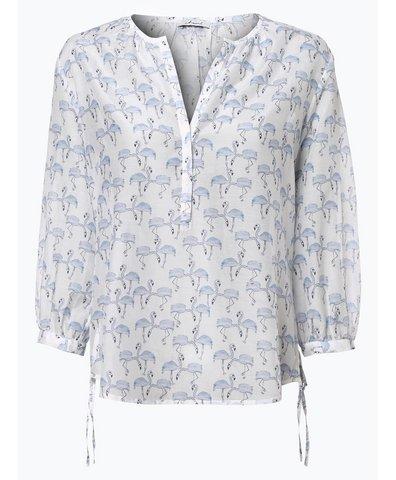 Bluzka damska z dodatkiem jedwabiu – Valerie