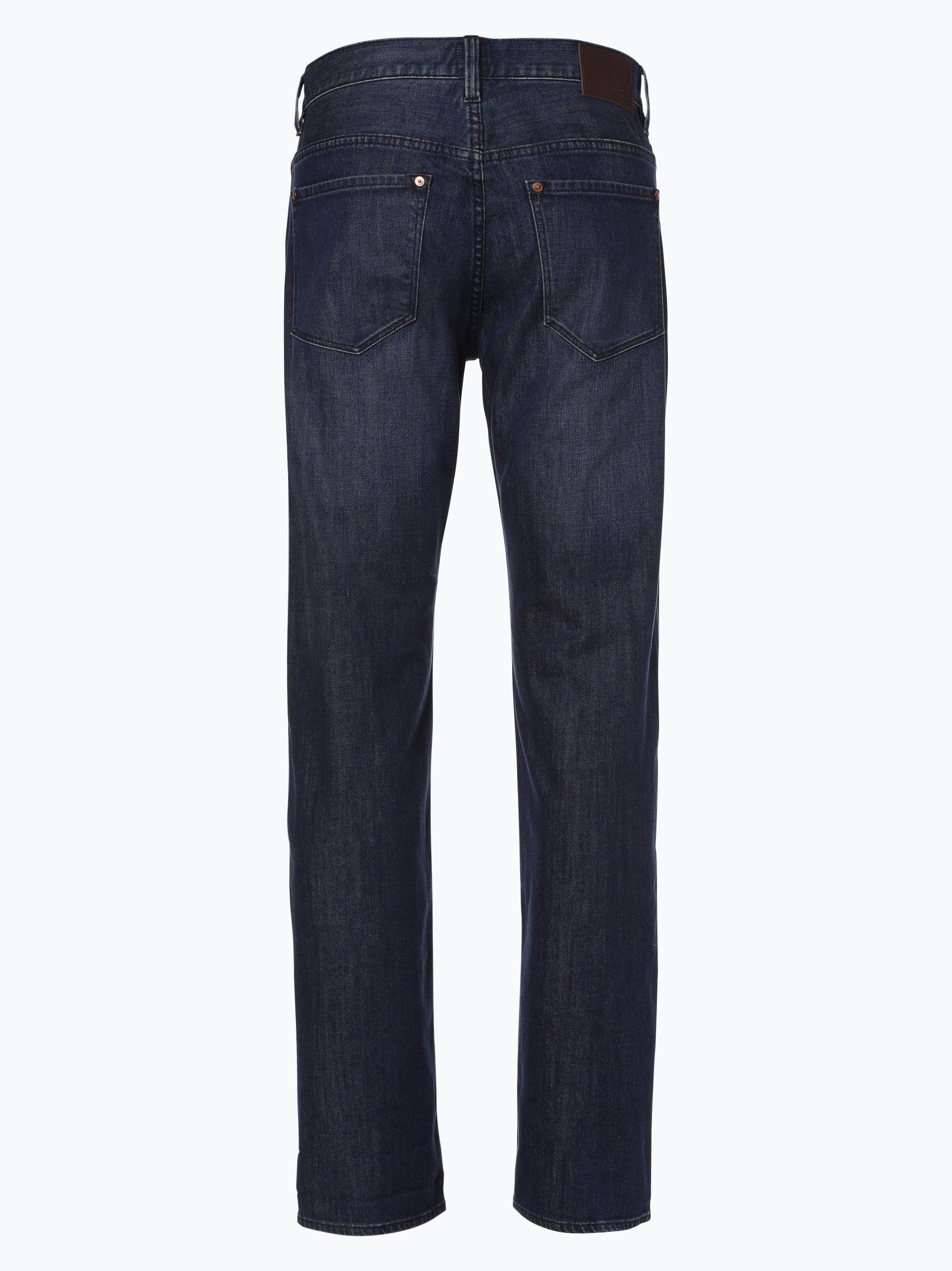 boss athleisure herren jeans c kansas blau uni online kaufen peek und cloppenburg de. Black Bedroom Furniture Sets. Home Design Ideas