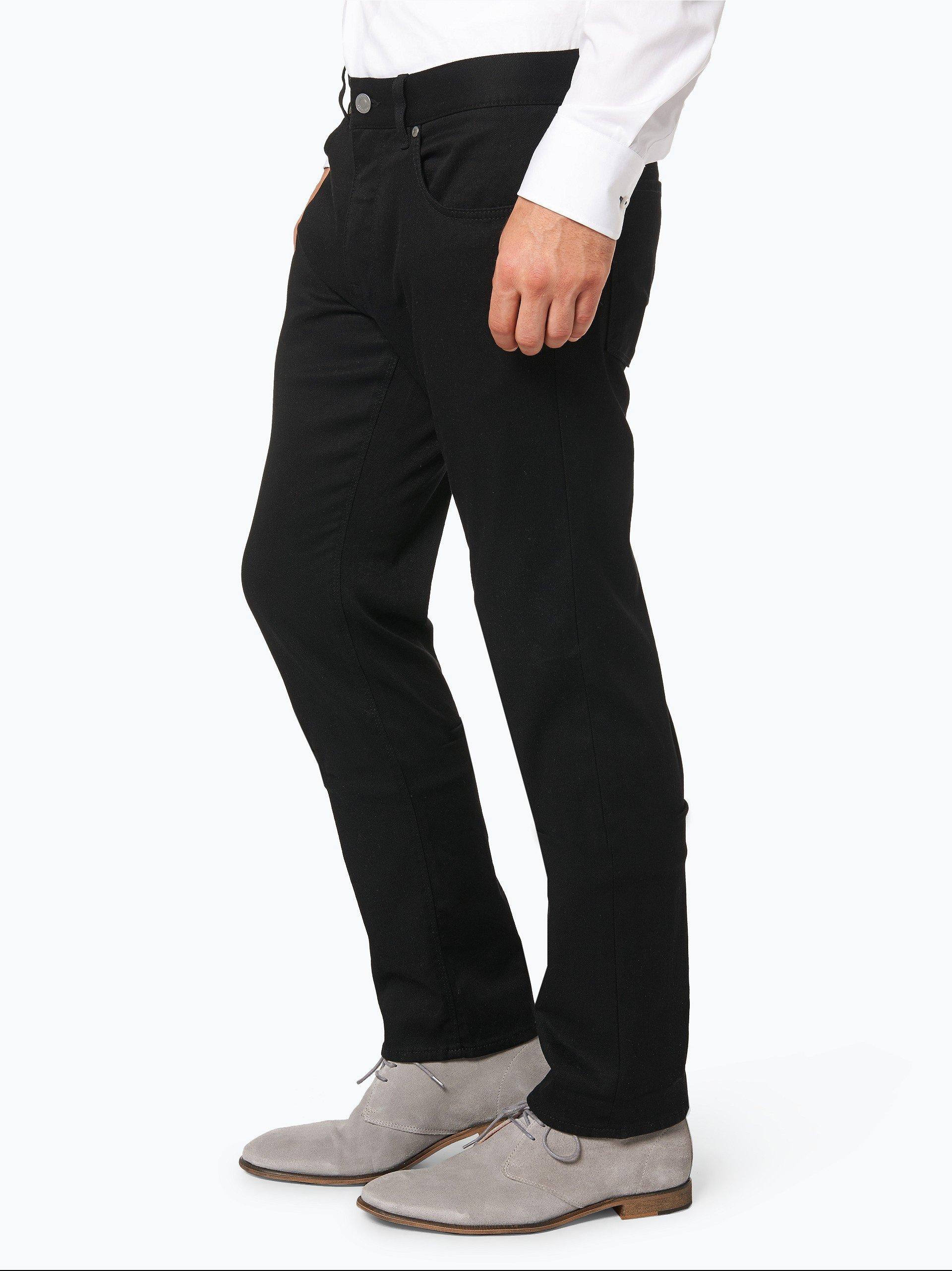 boss athleisure herren jeans c maine1 schwarz uni online kaufen peek und cloppenburg de. Black Bedroom Furniture Sets. Home Design Ideas