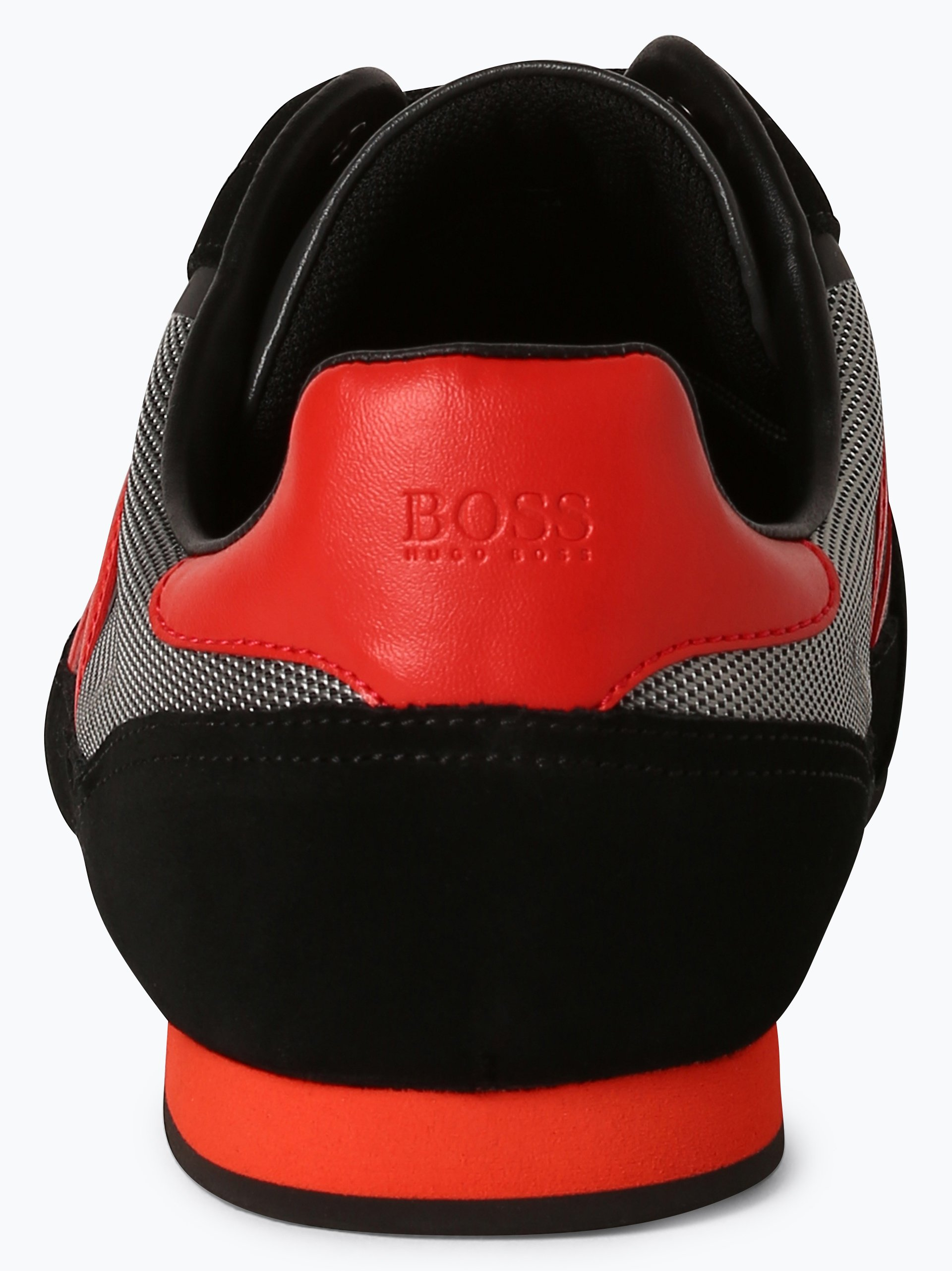 BOSS Athleisure Herren Sneaker mit Leder-Anteil - Lighter-Lowp_flash2