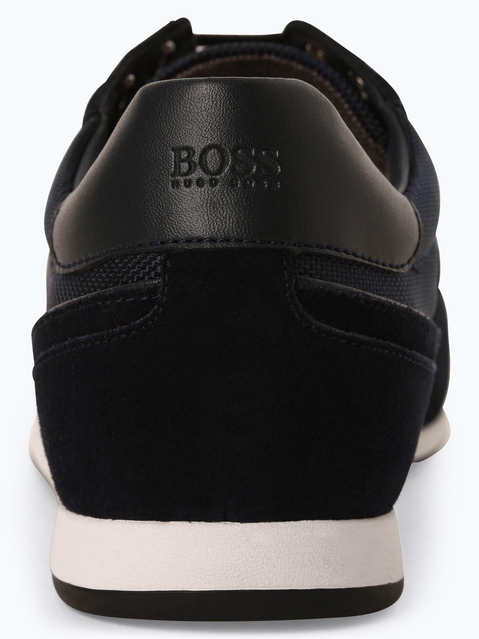 BOSS Athleisure Herren Sneaker mit Leder-Anteil - Maze_Lowp_mx