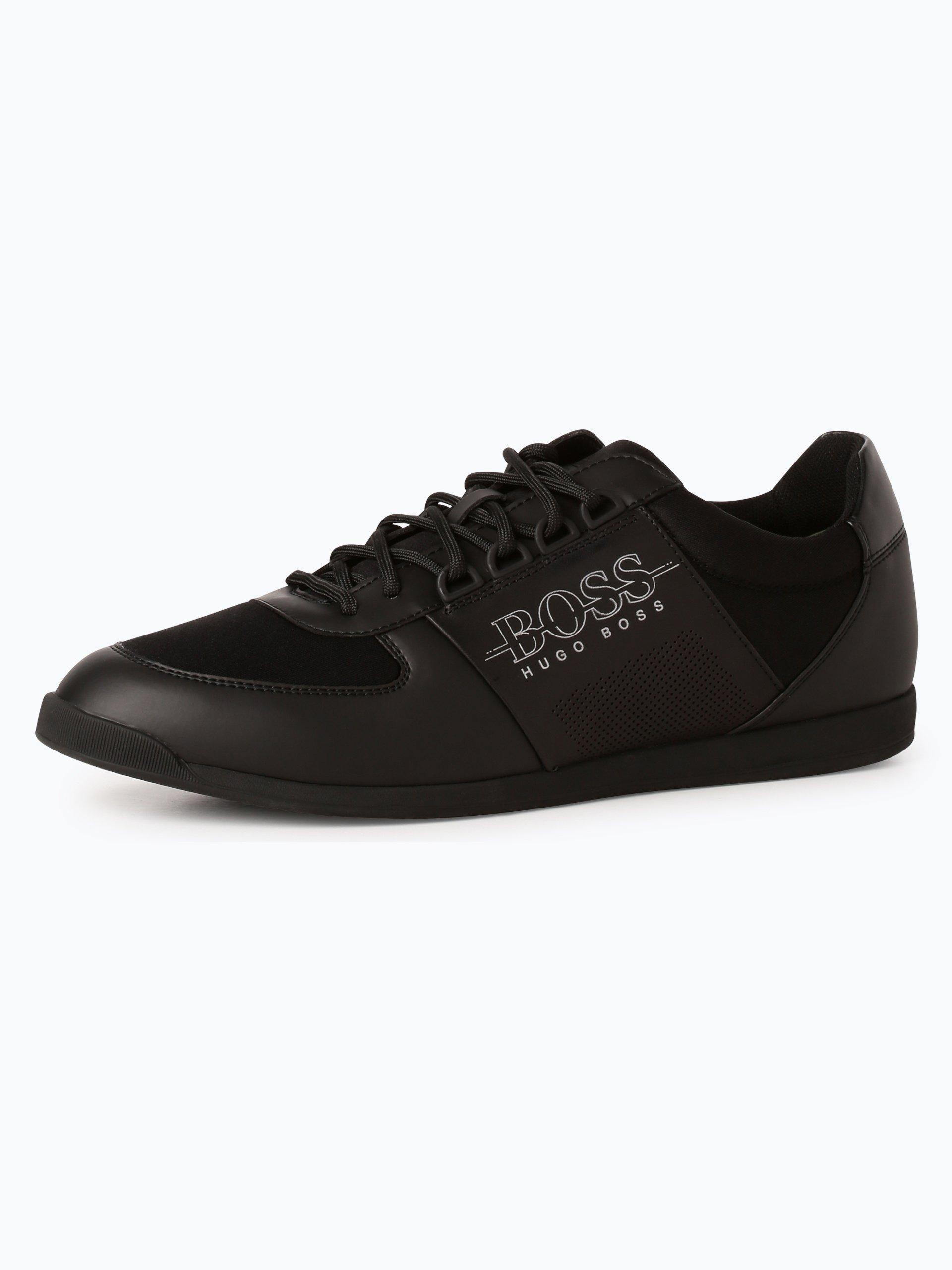 BOSS Athleisure Herren Sneaker mit Leder-Anteil - Maze_Lowp_Neo2