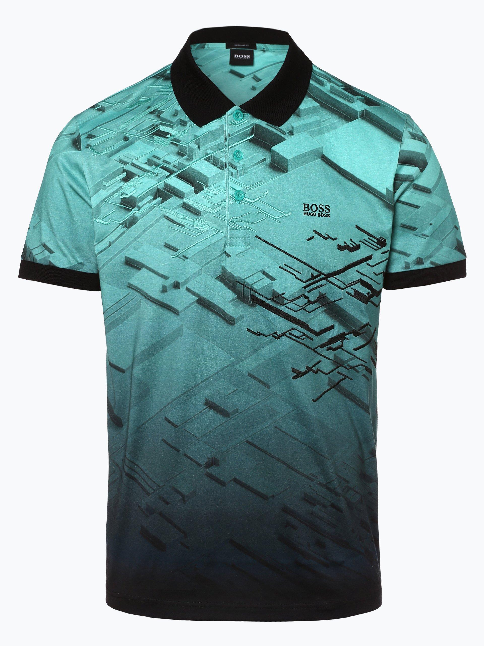 BOSS Athleisure Męska koszulka polo – Paddy 7