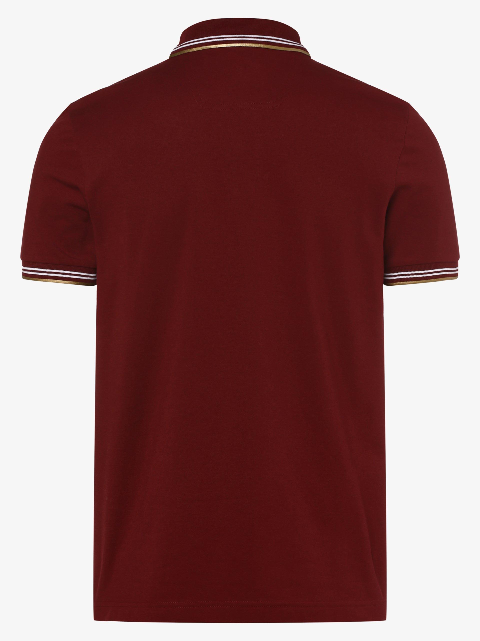 BOSS Athleisure Męska koszulka polo – Paul Curved
