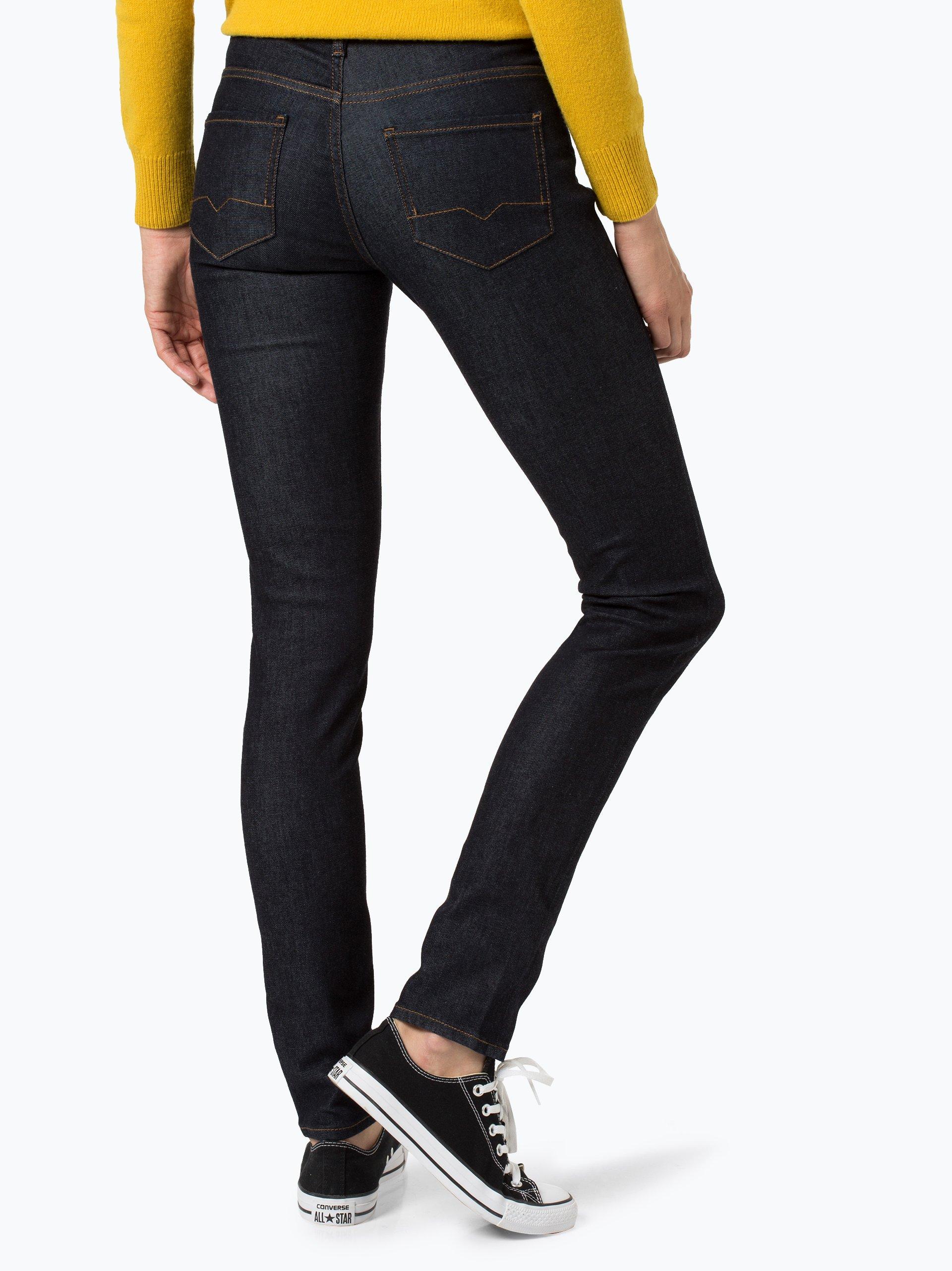 boss casual damen jeans j20 rienne marine uni online. Black Bedroom Furniture Sets. Home Design Ideas