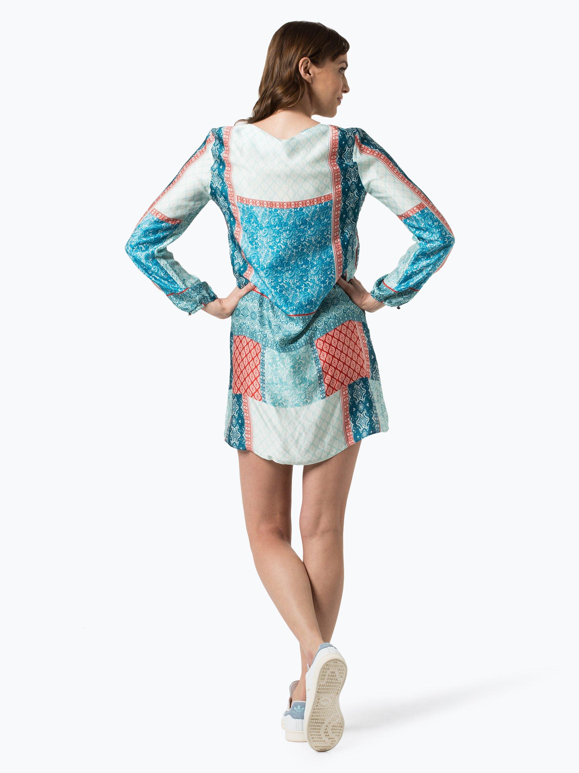 BOSS Casual Damen Kleid mit Seiden-Anteil - Effei_1 online ...