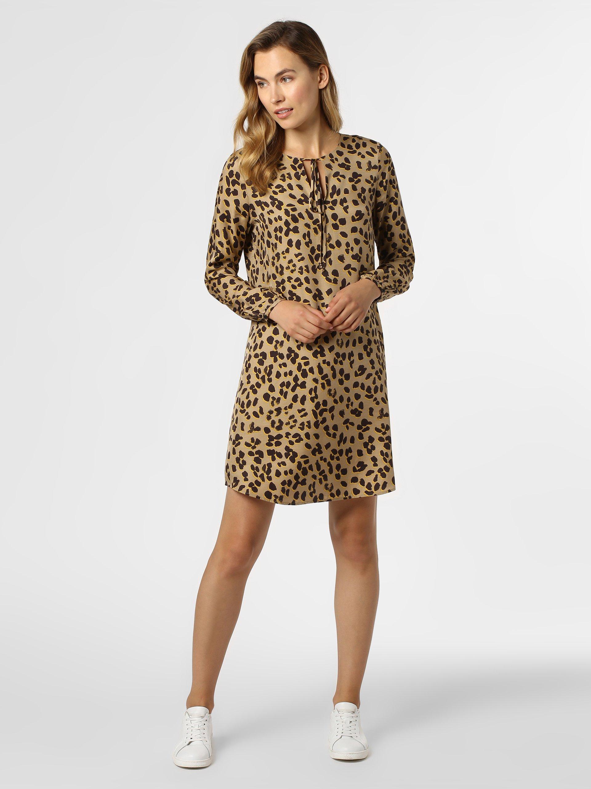 BOSS Casual Damen Kleid mit Seiden-Anteil - Effei_1