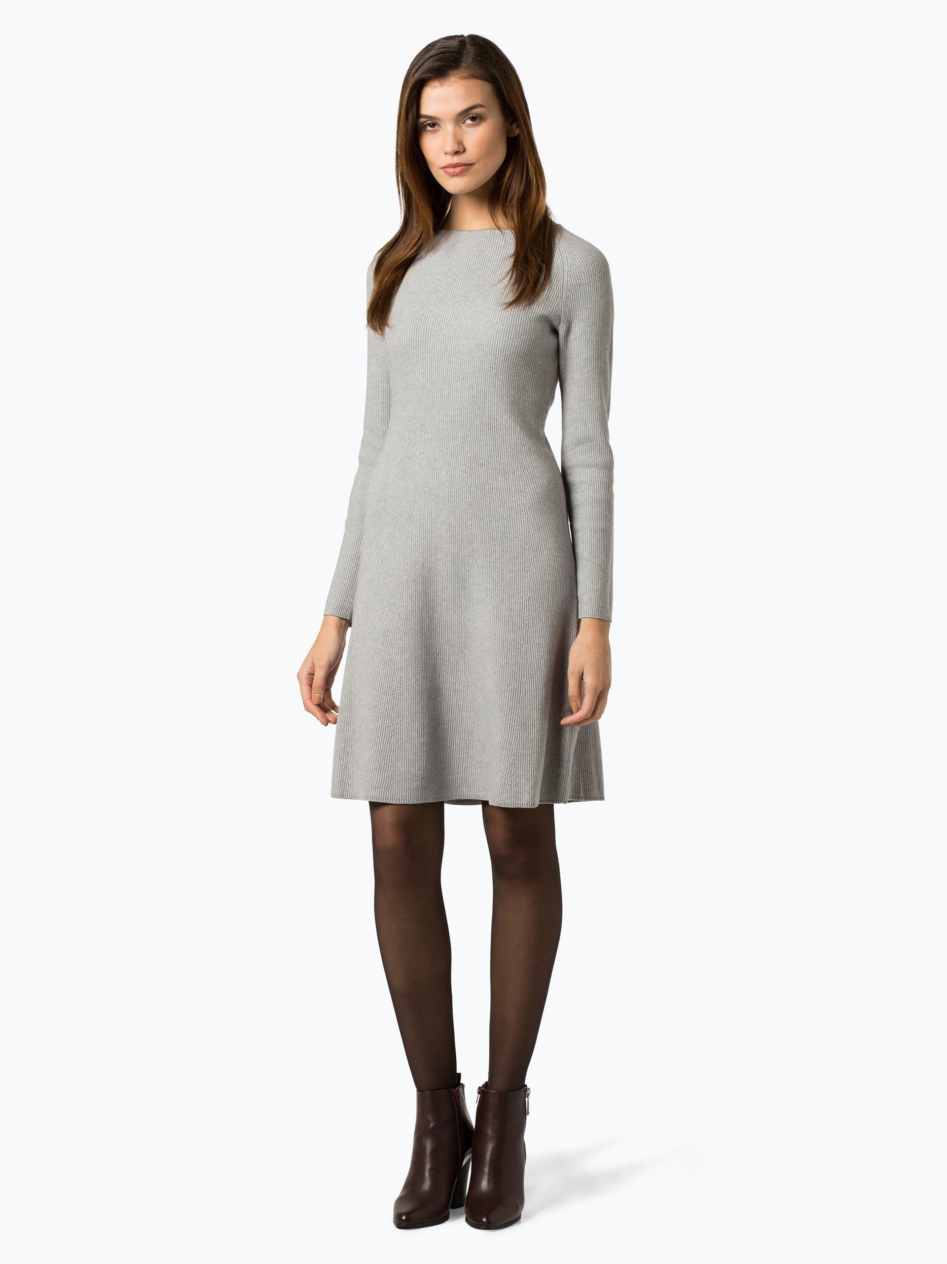 BOSS Casual Damen Kleid mit Seiden-Anteil - Lesibedda