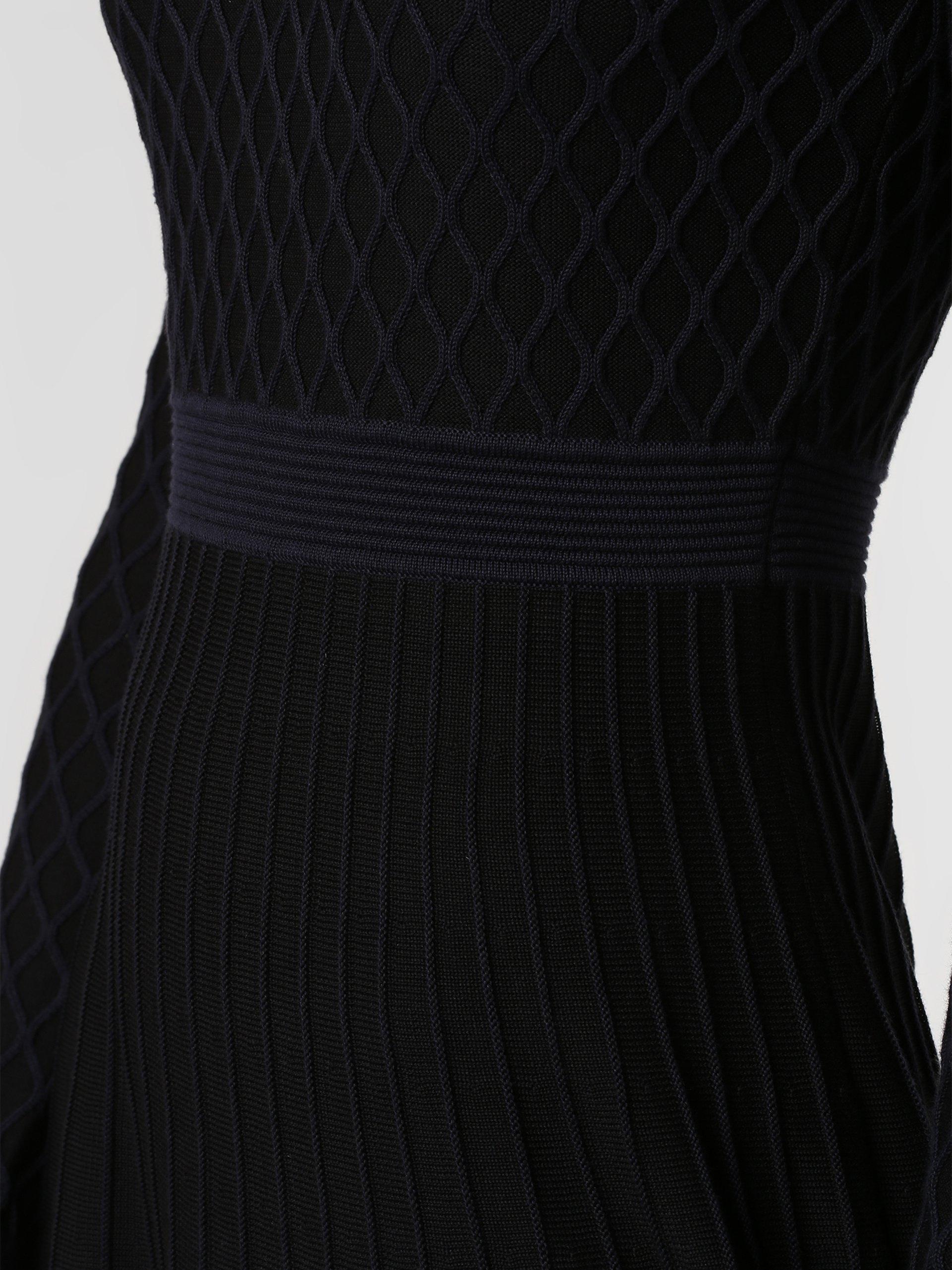 BOSS Casual Damen Kleid mit Seiden-Anteil - Wedressy