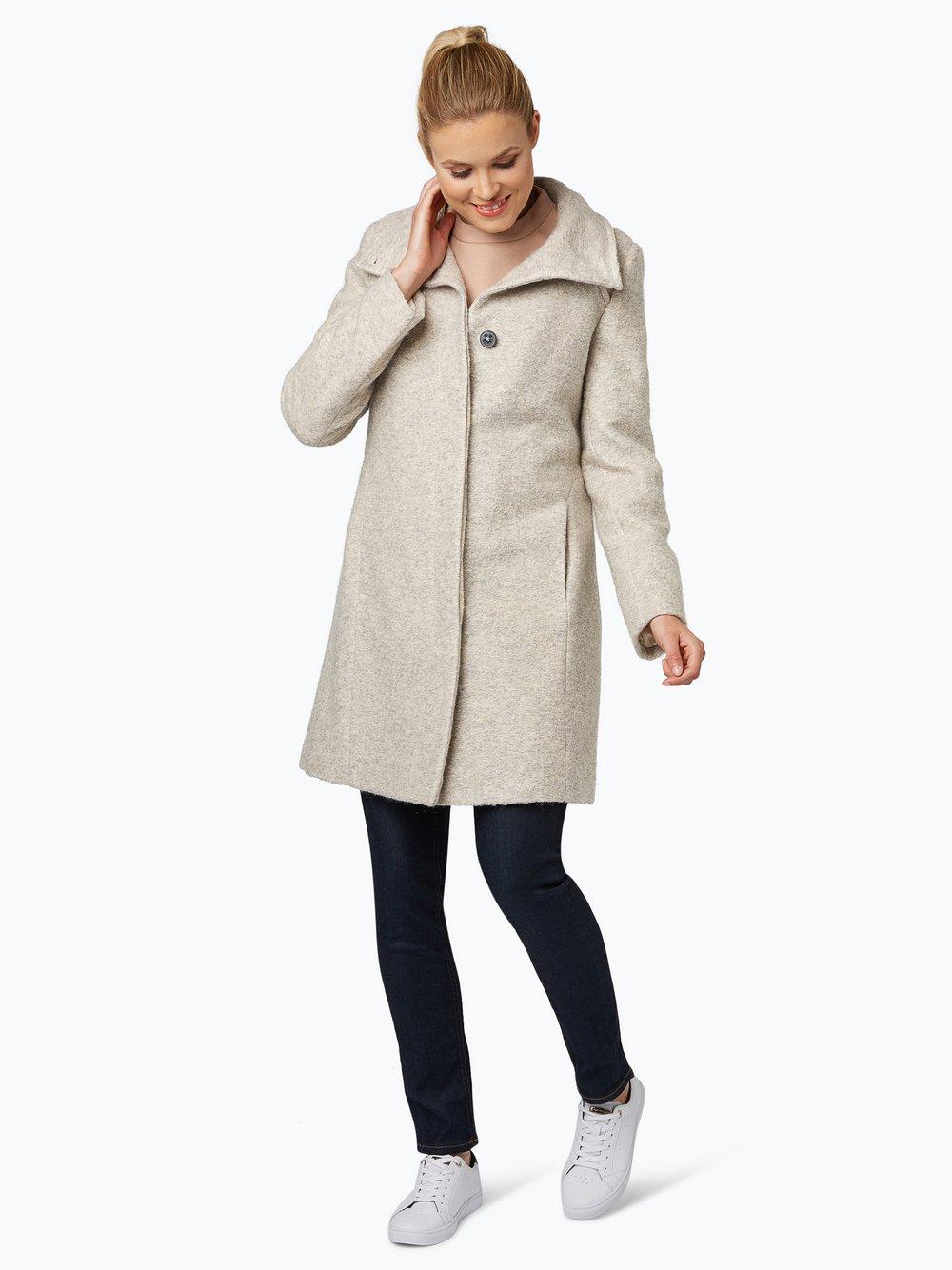 Damen Mantel mit Mohair-Anteil - Okirana4 schwarz HUGO BOSS RcRee