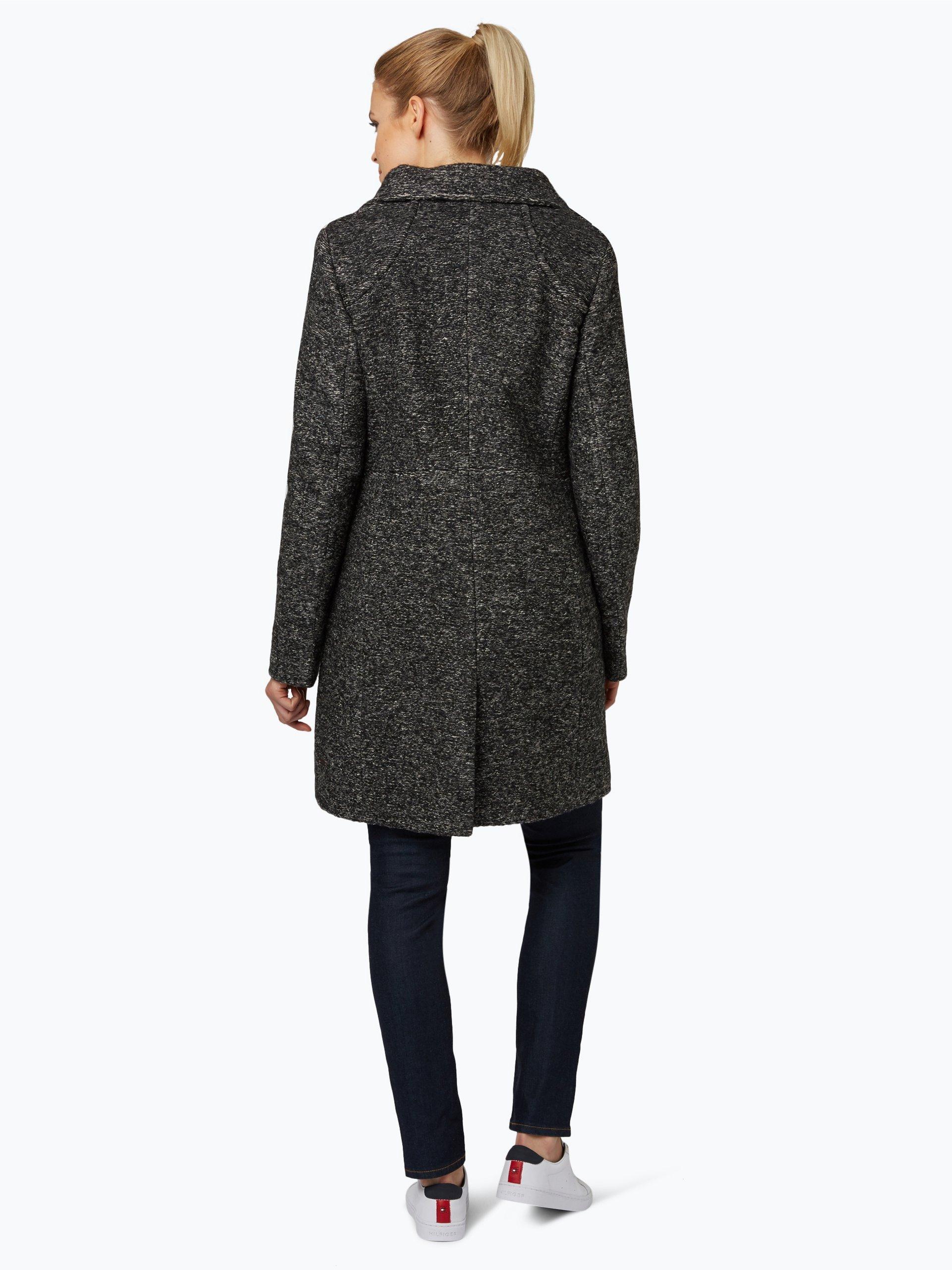 boss casual damen mantel mit mohair anteil okirana4. Black Bedroom Furniture Sets. Home Design Ideas