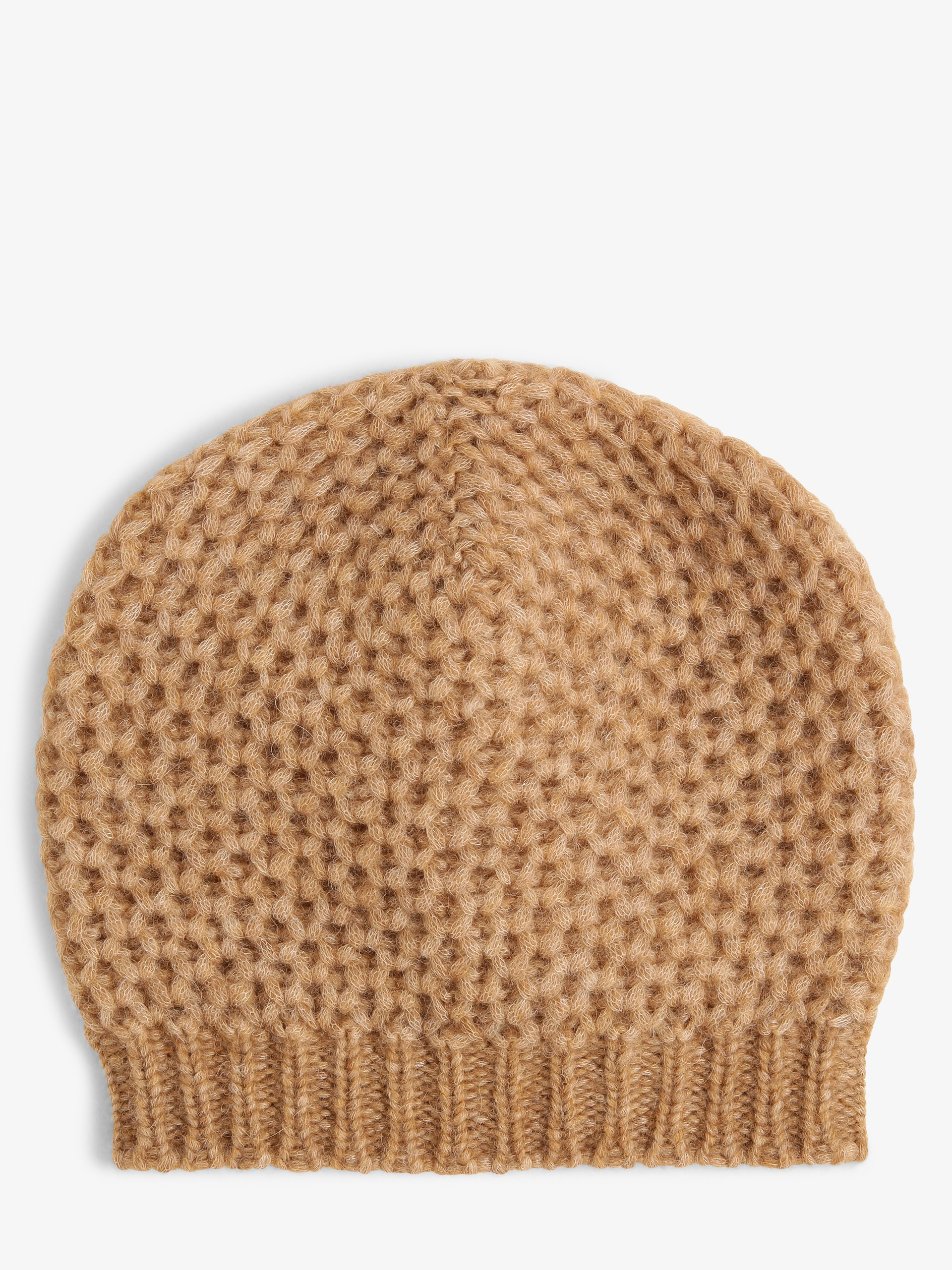 BOSS Casual Damen Mütze mit Alpaka-Anteil - Wandersy