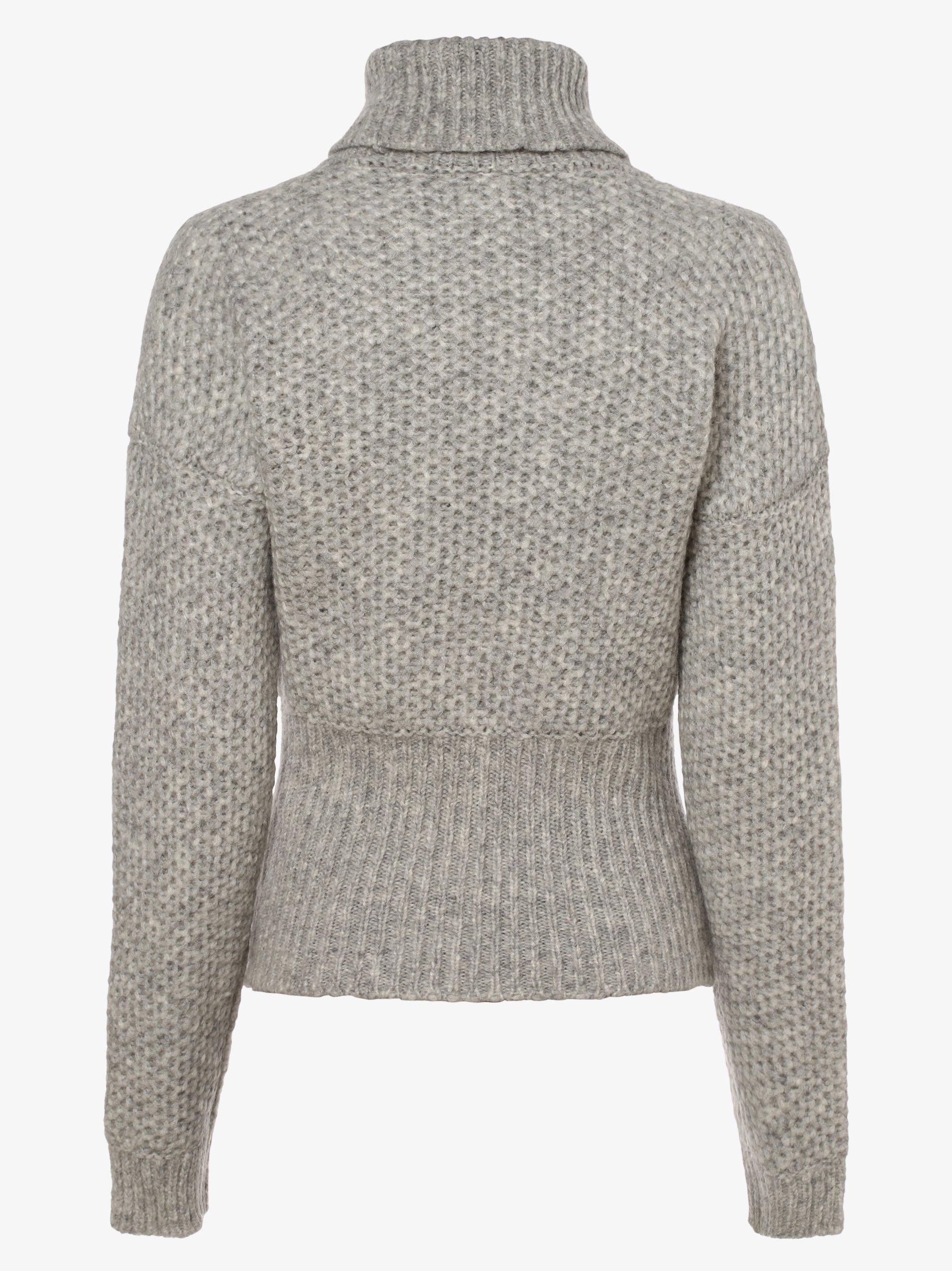 BOSS Casual Damen Pullover mit Alpaka-Anteil - Ifullum