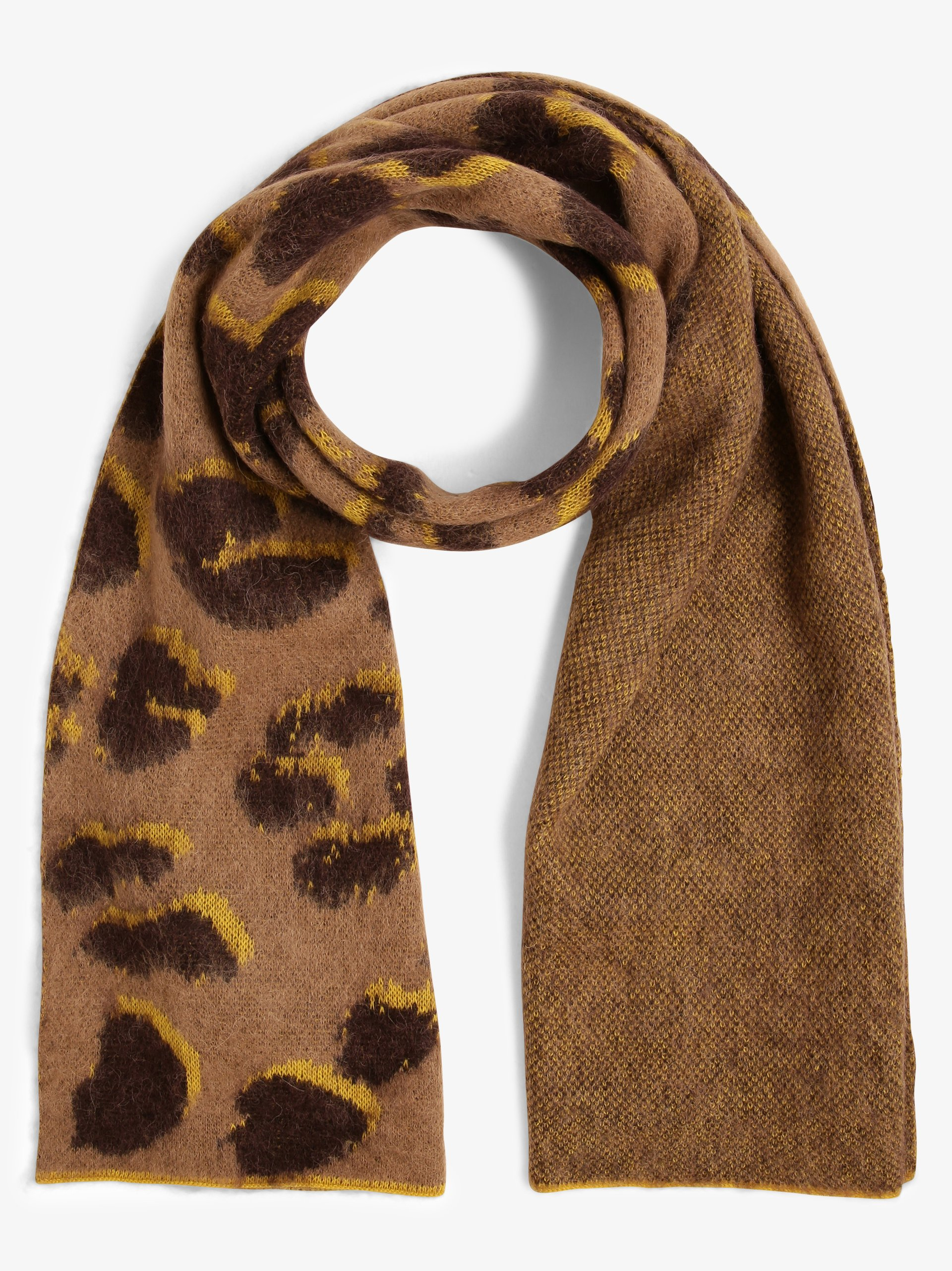 BOSS Casual Damen Schal mit Alpaka-Anteil - Wannabee