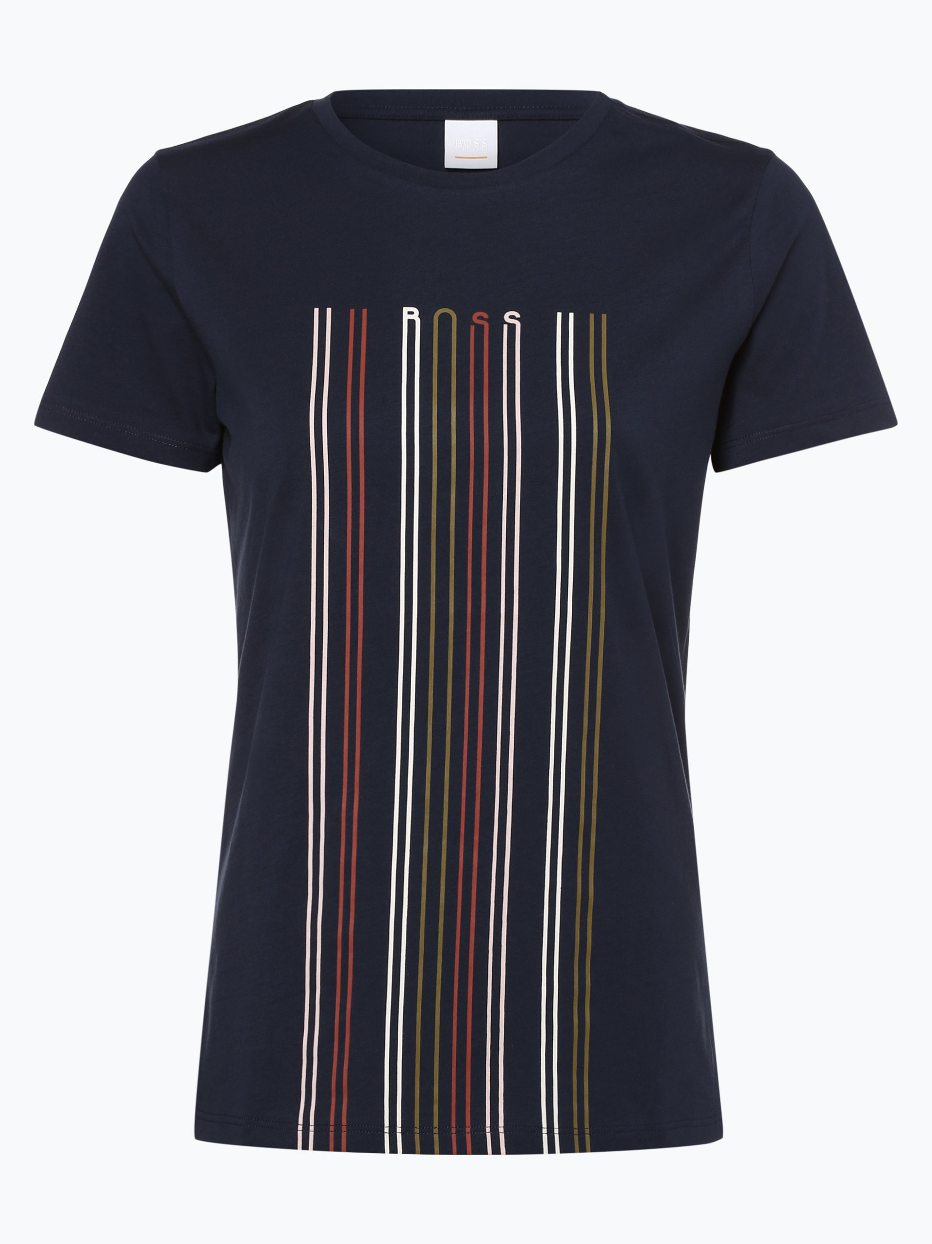 BOSS Casual Damen T-Shirt - Teblurred