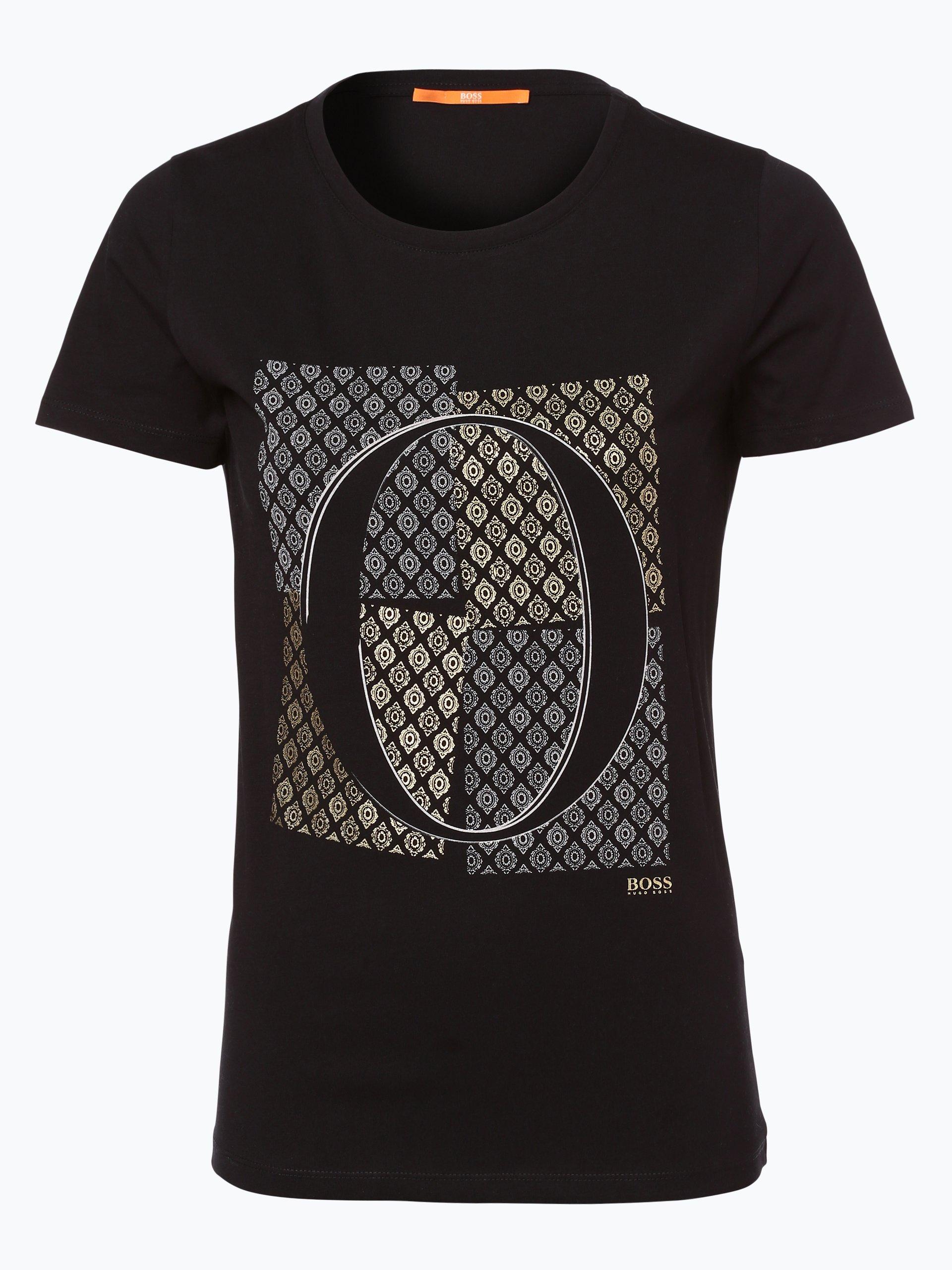 BOSS Casual Damen T-Shirt - Tushirti