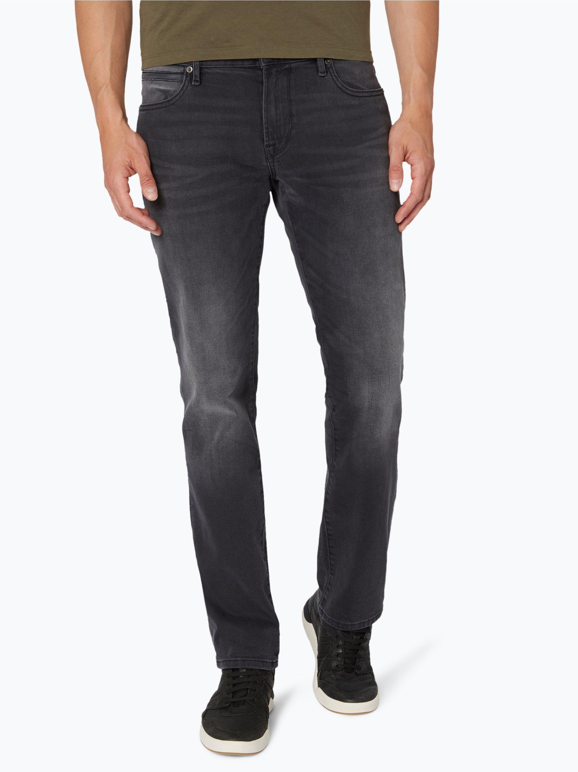 boss casual herren jeans barcelona anthrazit uni online kaufen peek und cloppenburg de. Black Bedroom Furniture Sets. Home Design Ideas