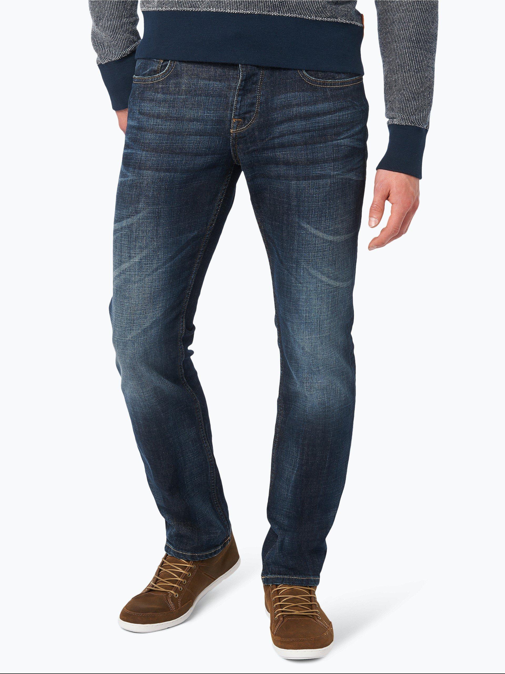 boss casual herren jeans orange 25 indigo uni online kaufen peek und cloppenburg de. Black Bedroom Furniture Sets. Home Design Ideas