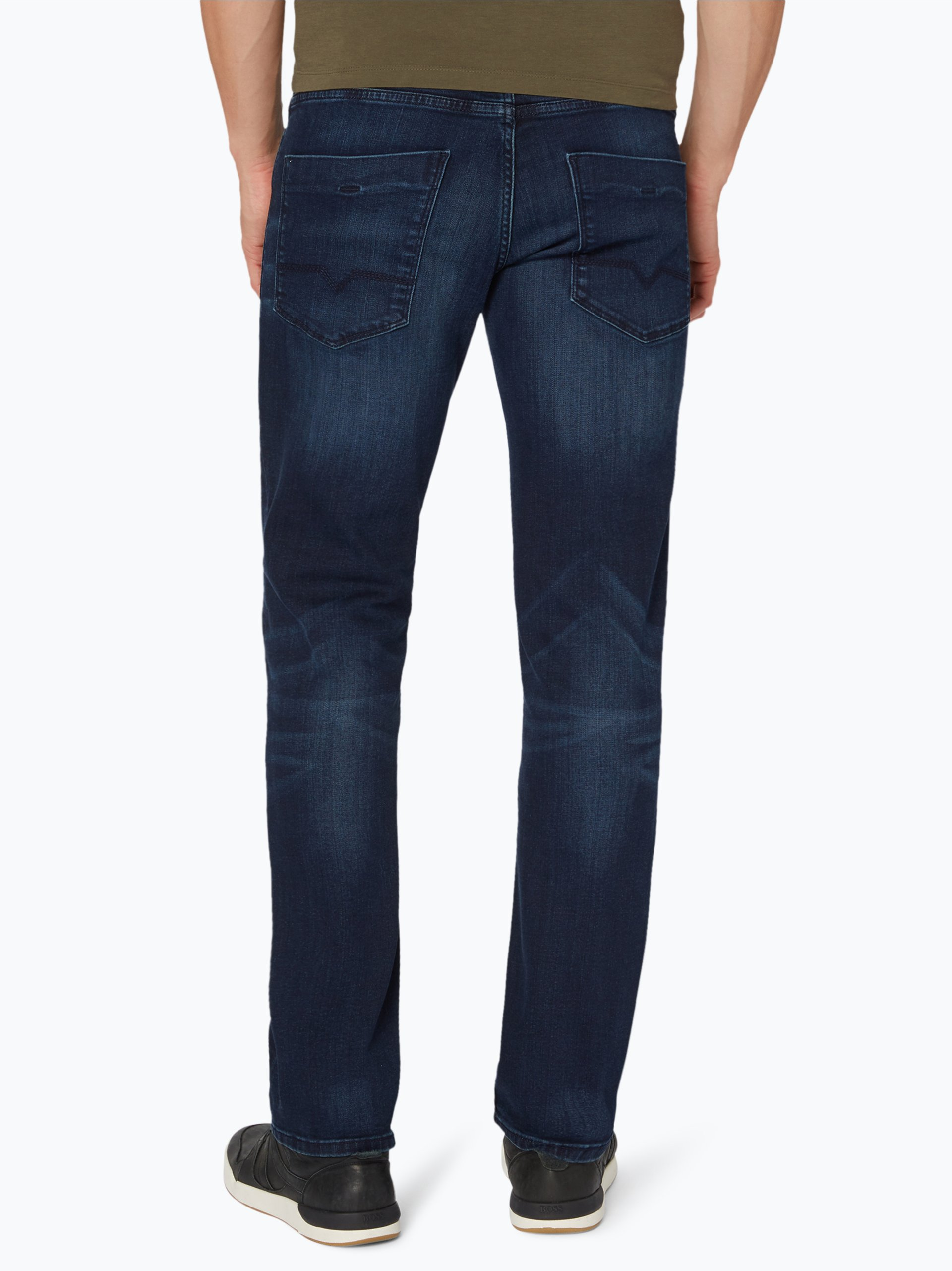 boss casual herren jeans orange 63 online kaufen vangraaf com. Black Bedroom Furniture Sets. Home Design Ideas