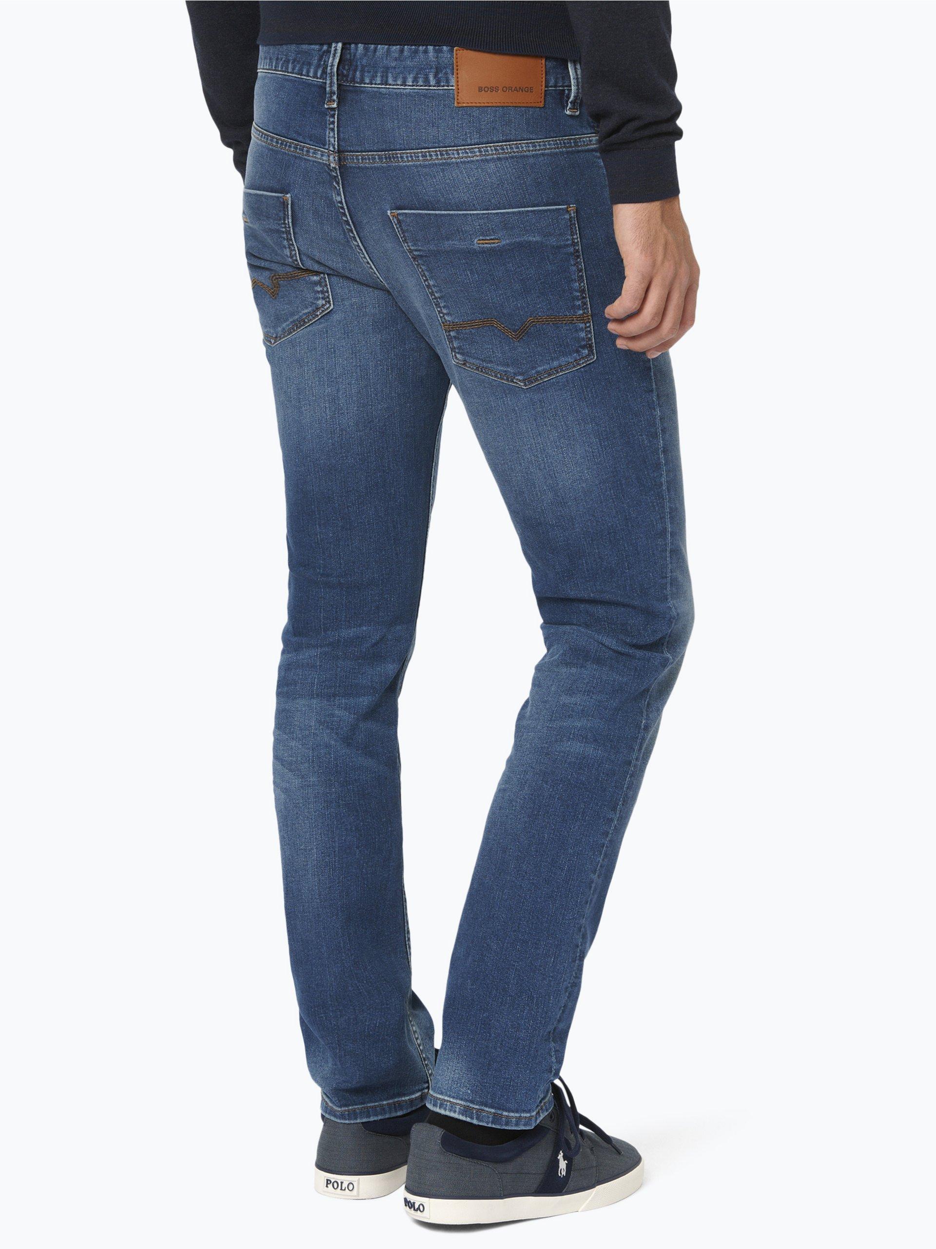 boss casual herren jeans voice marine uni online kaufen vangraaf com. Black Bedroom Furniture Sets. Home Design Ideas