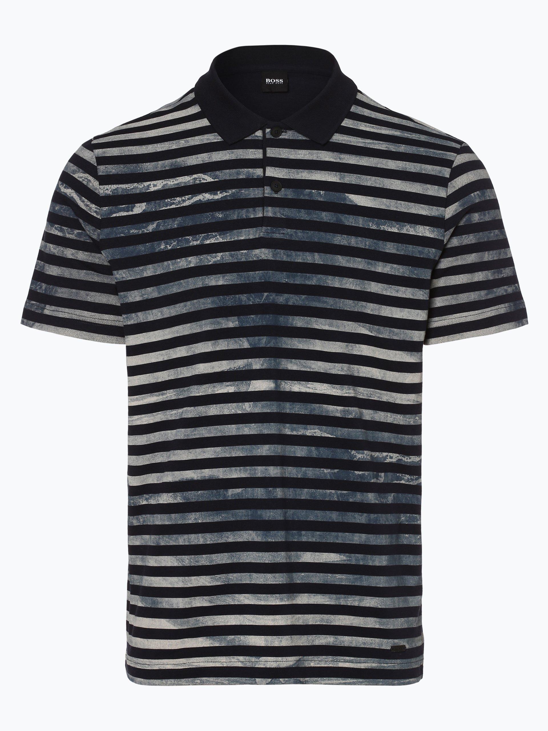 BOSS Casual Herren Poloshirt - Pirch
