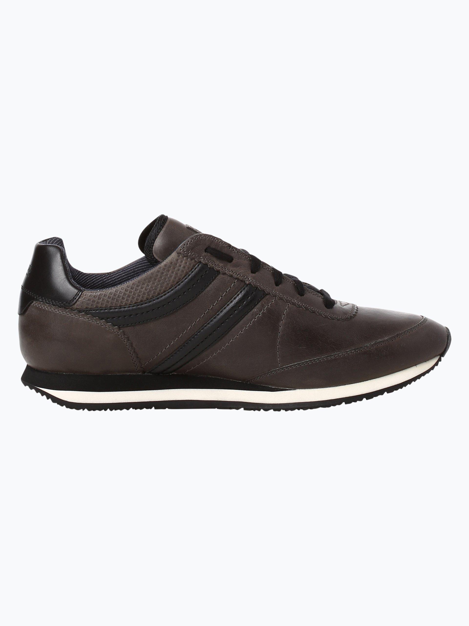 BOSS Casual Herren Sneaker aus Leder - Adrenal_Runn_pp1