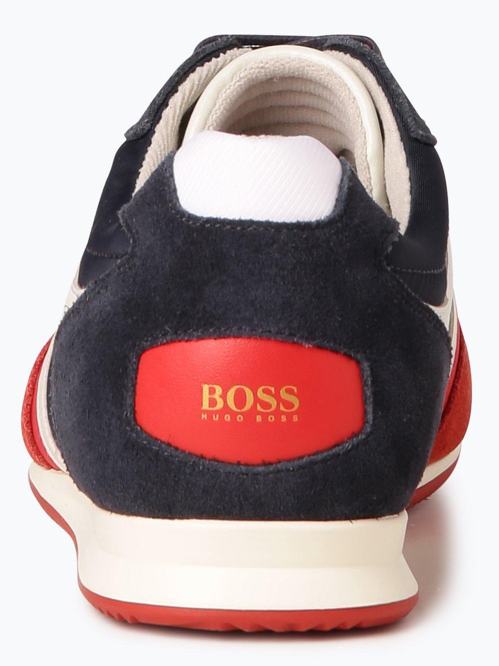 Spielfrei Versand Herren Sneaker mit Leder-Anteil - Orland_Lowp_mx rot HUGO BOSS Verkauf Limitierter Auflage Freies Verschiffen Spielraum Eastbay NfFLthe