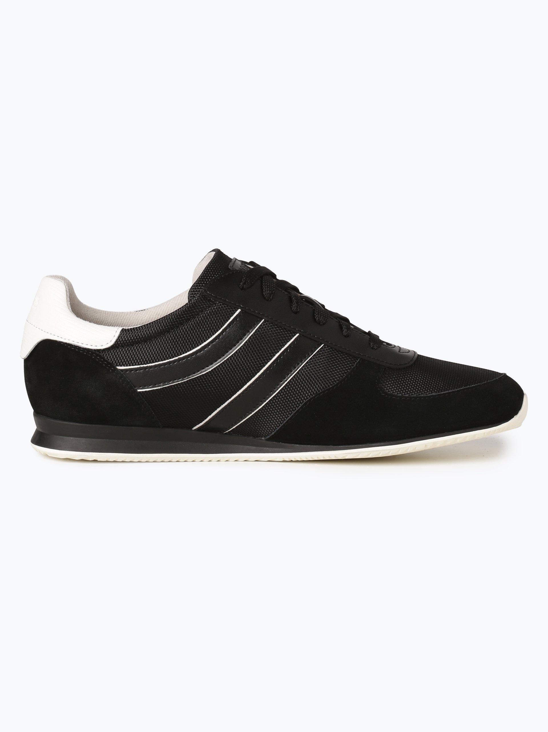 BOSS Casual Herren Sneaker mit Leder-Anteil - Orland_Lowp_ny1