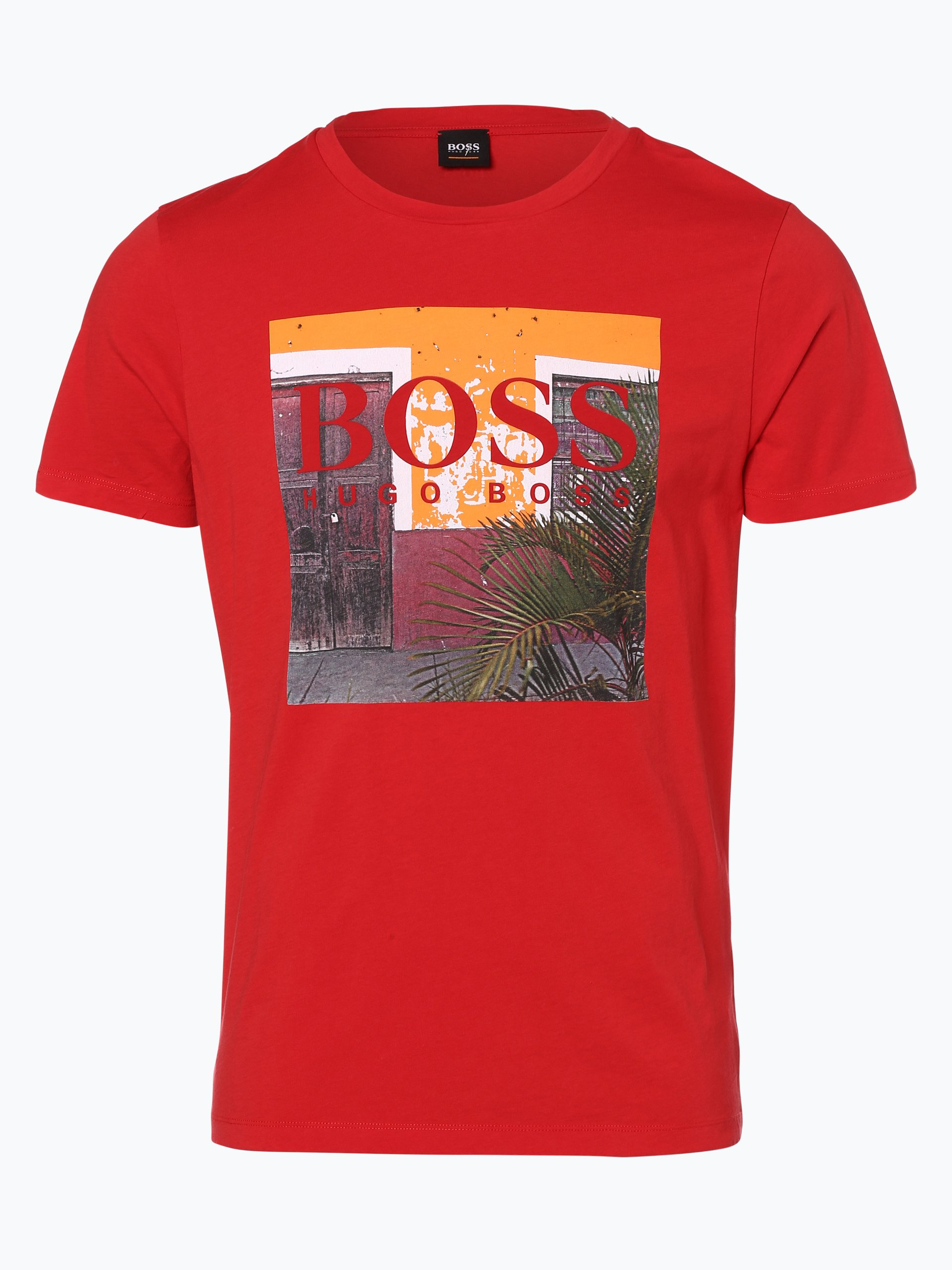 BOSS Casual Herren T-Shirt - Tux1