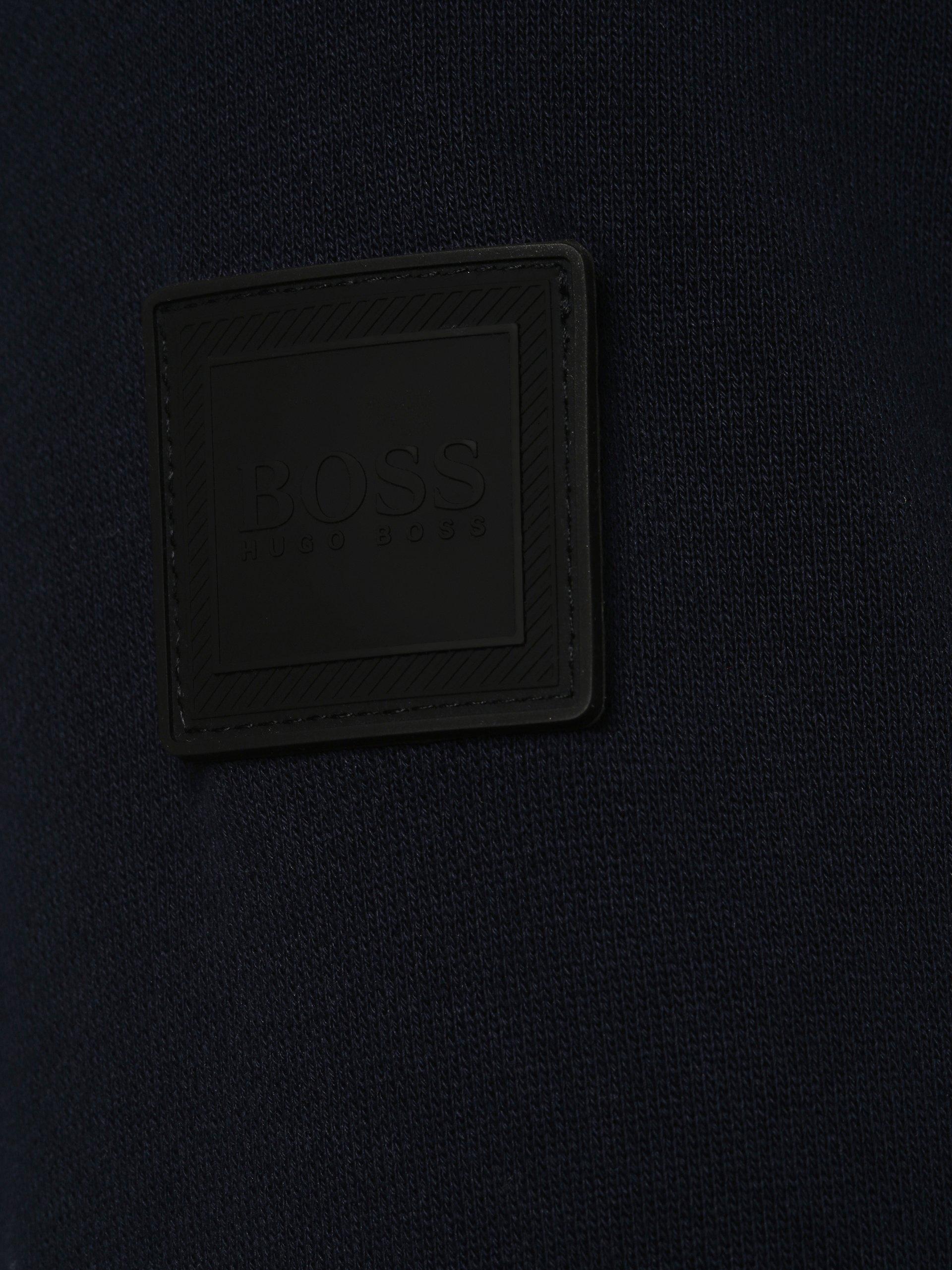 BOSS Casual Męska bluza nierozpinana – Walkup