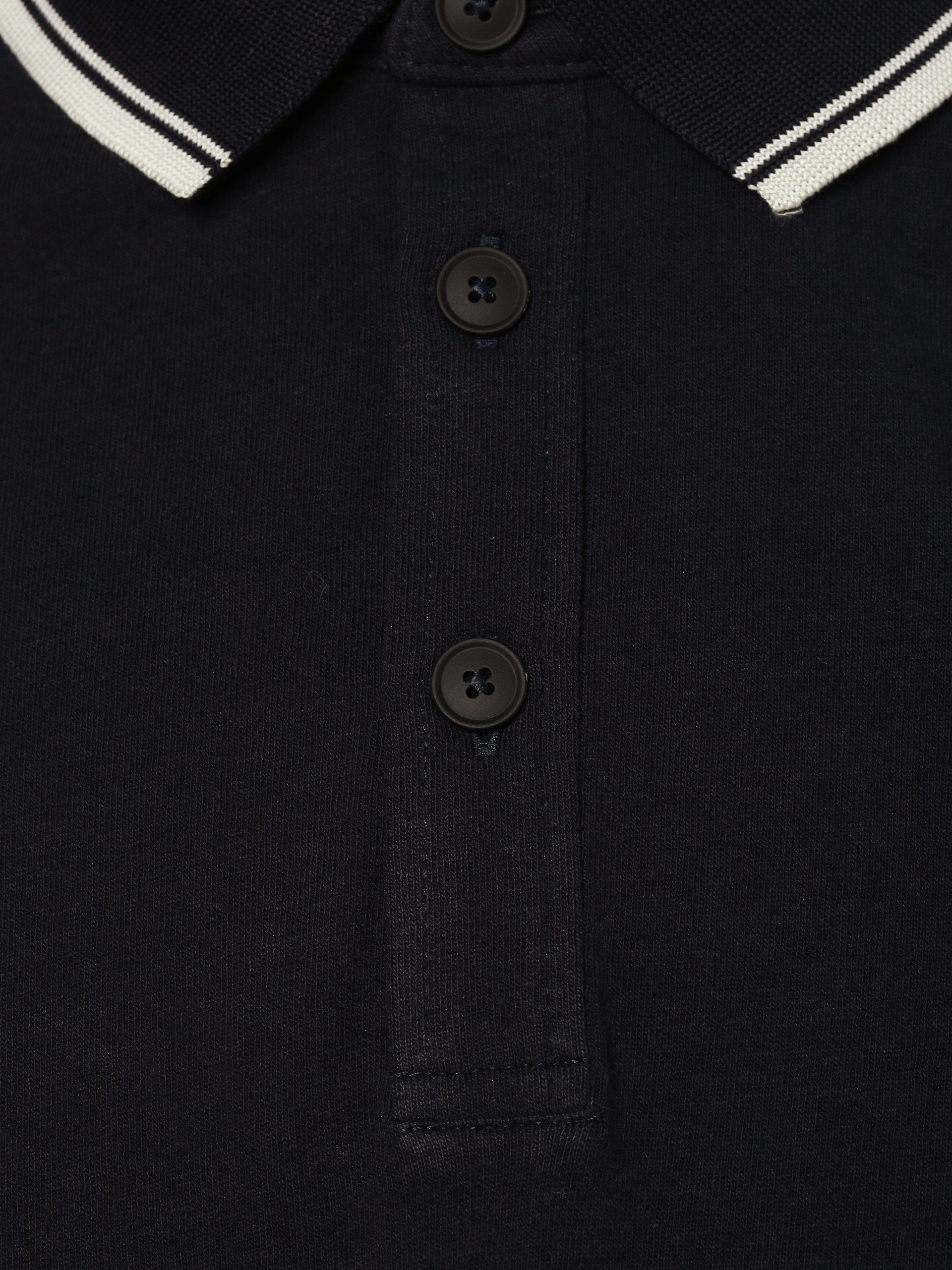BOSS Casual Męska koszulka polo – Poltron
