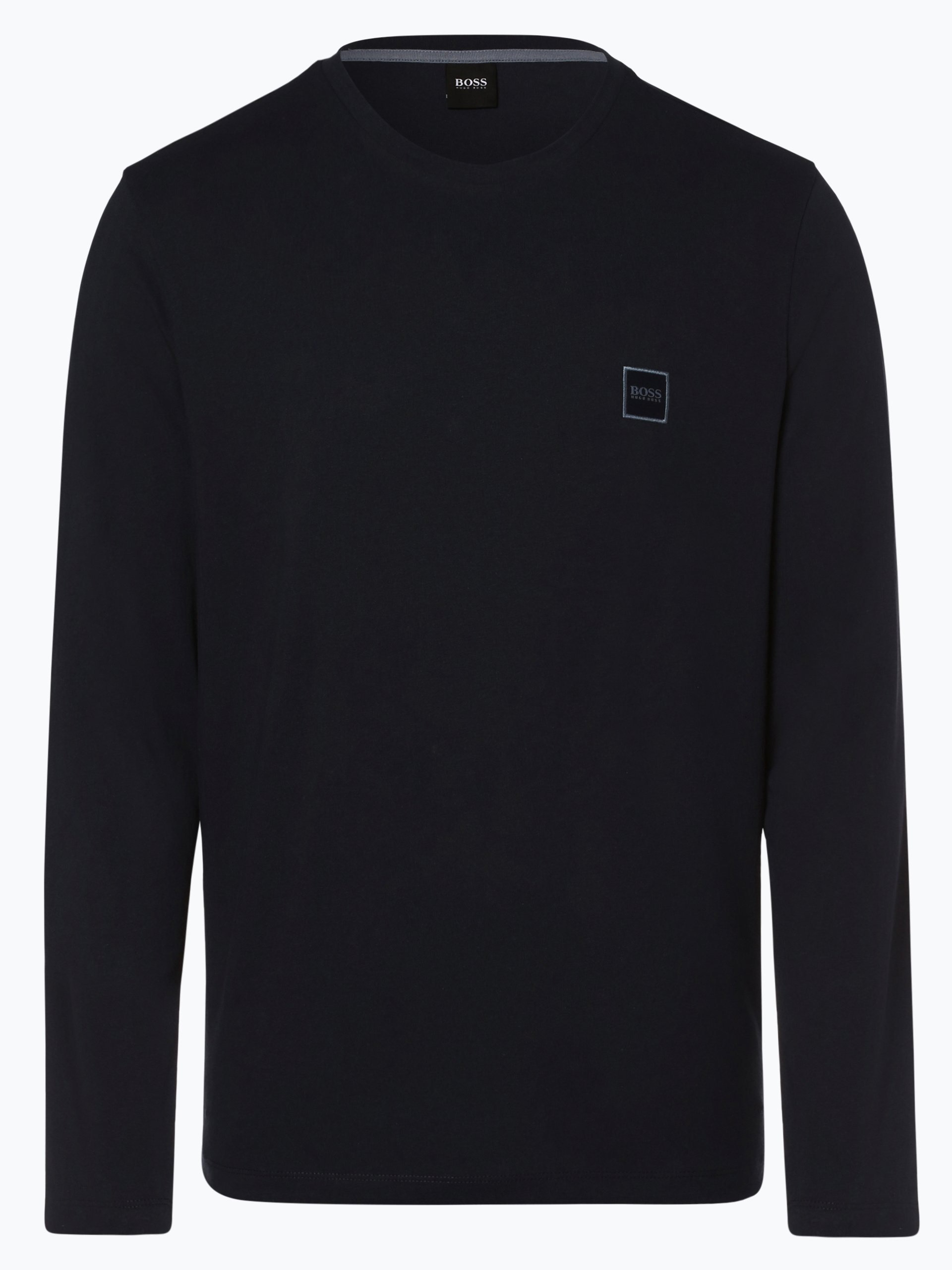 BOSS Casual Męska koszulka z długim rękawem – Tacks