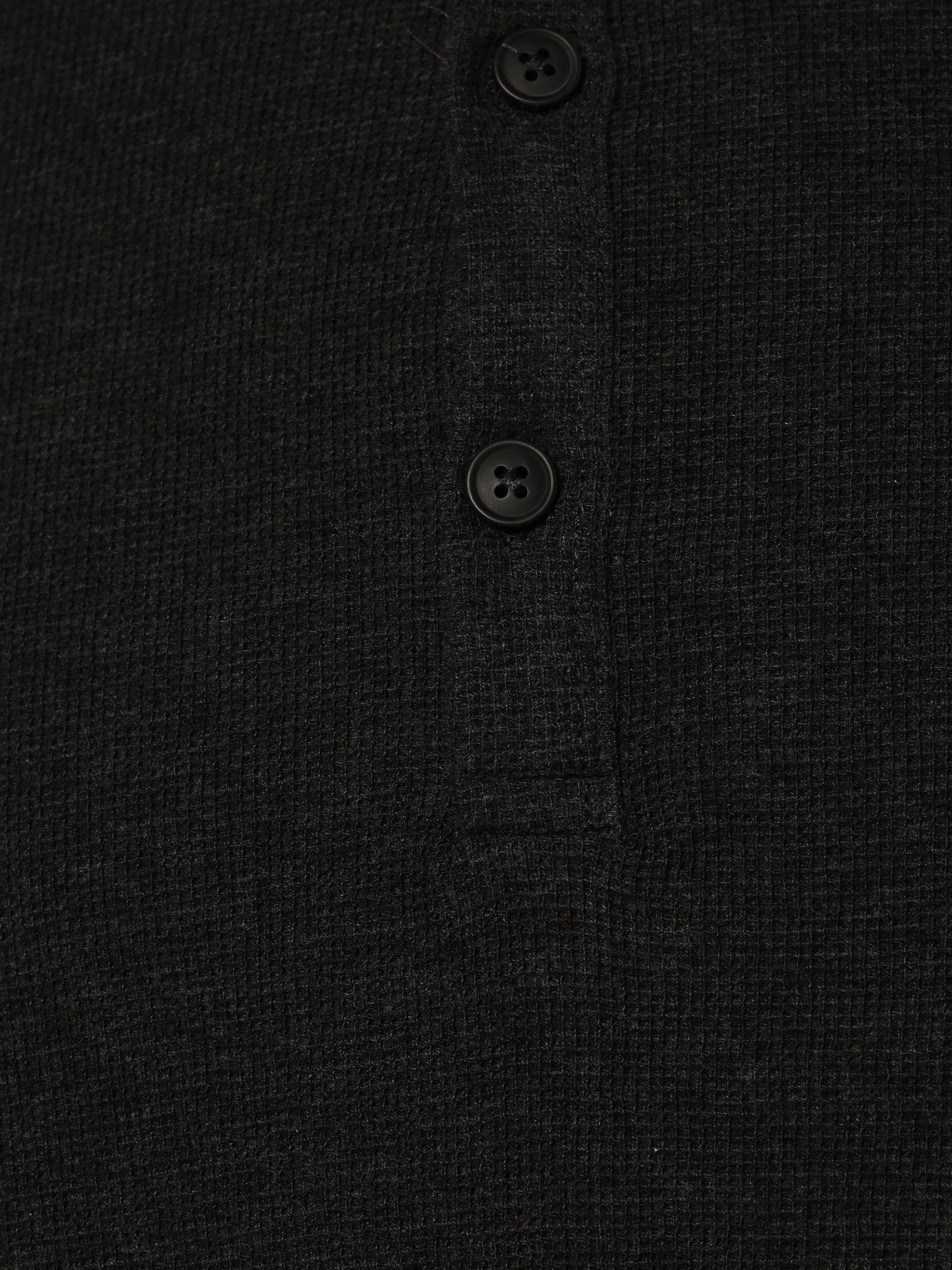 BOSS Casual Męska koszulka z długim rękawem – Trix
