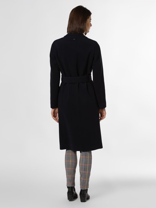 Płaszcz damski z dodatkiem kaszmiru – Ocashmy