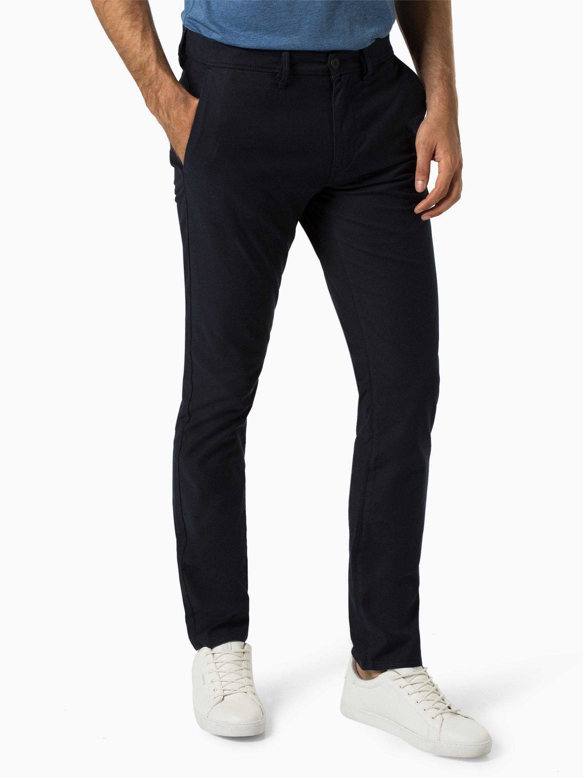 BOSS Casual Spodnie męskie – Schino-Modern