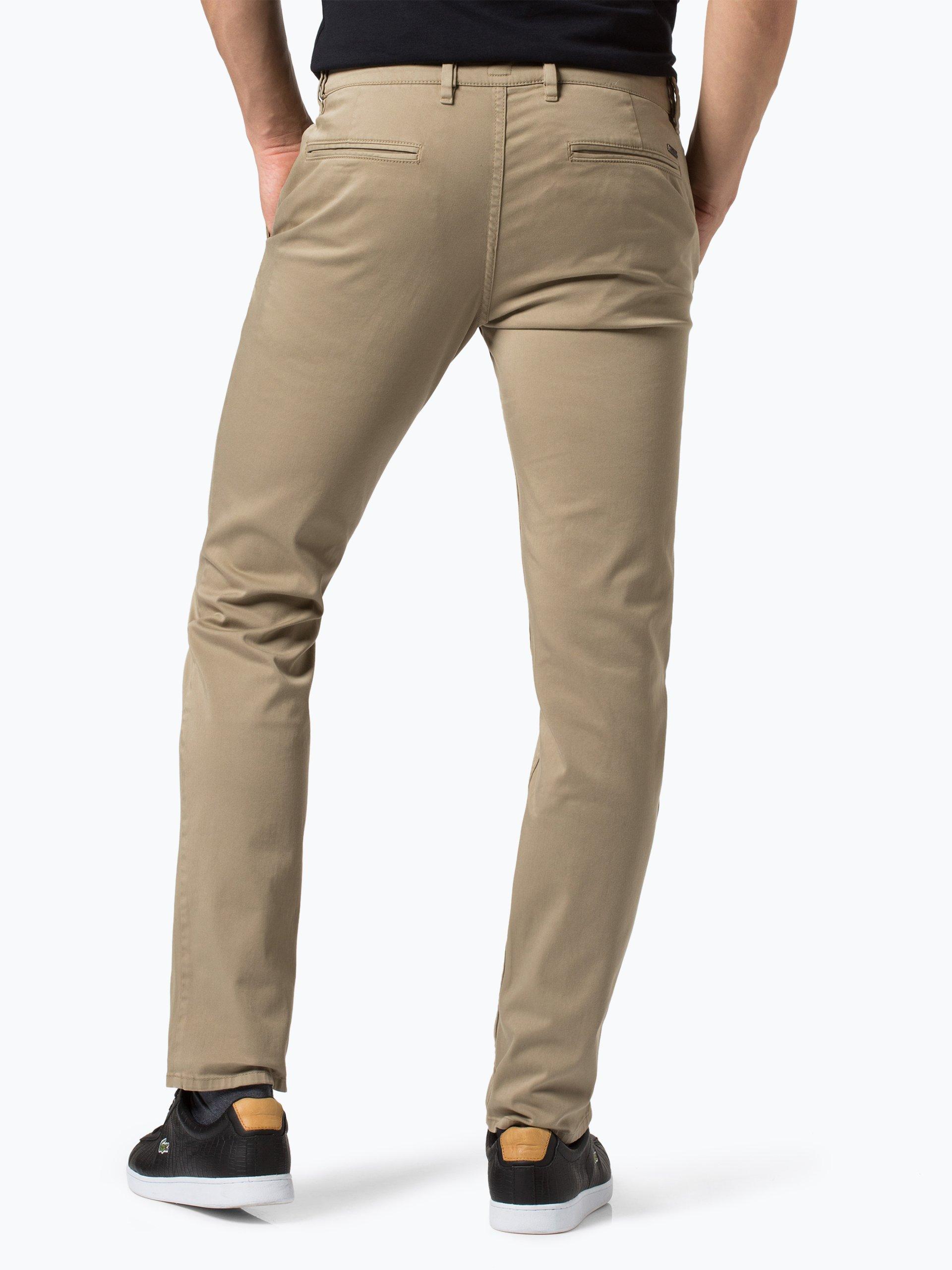 12ce2aed320e4 BOSS Casual Spodnie męskie – Schino-Slim1-D kup online | VANGRAAF.COM