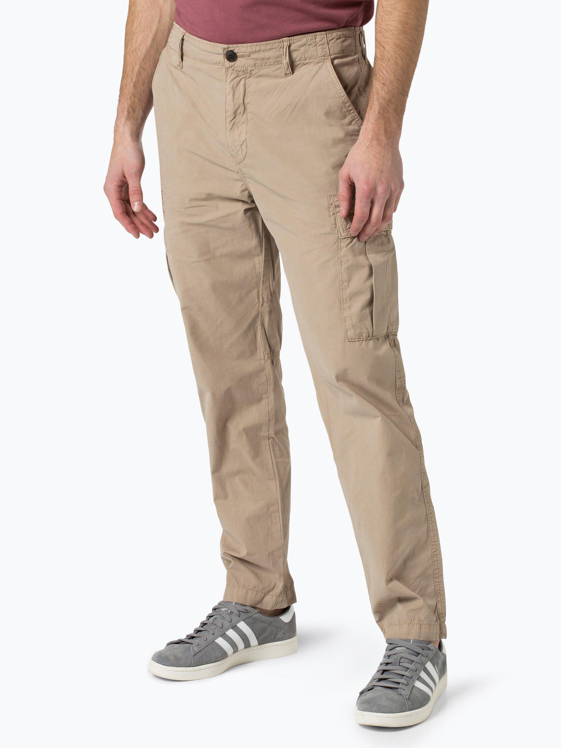 BOSS Casual Spodnie męskie – Sebas-D