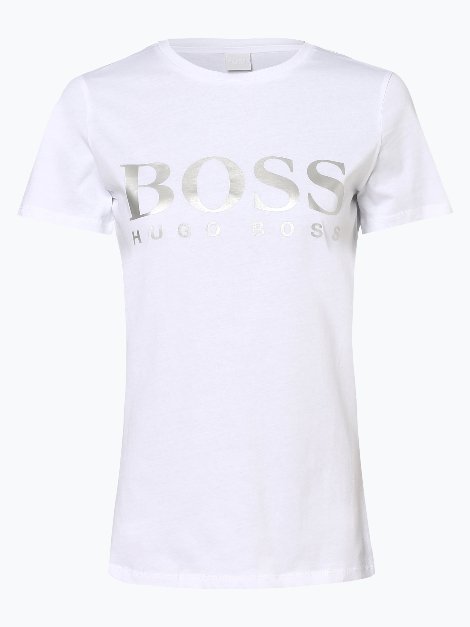 BOSS Casual T-shirt damski – Tefoil