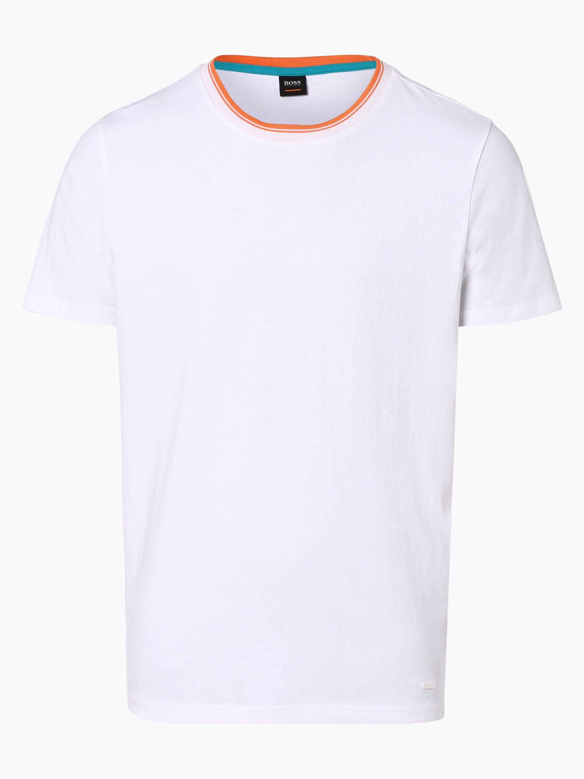 BOSS Casual T-shirt męski – Taugur