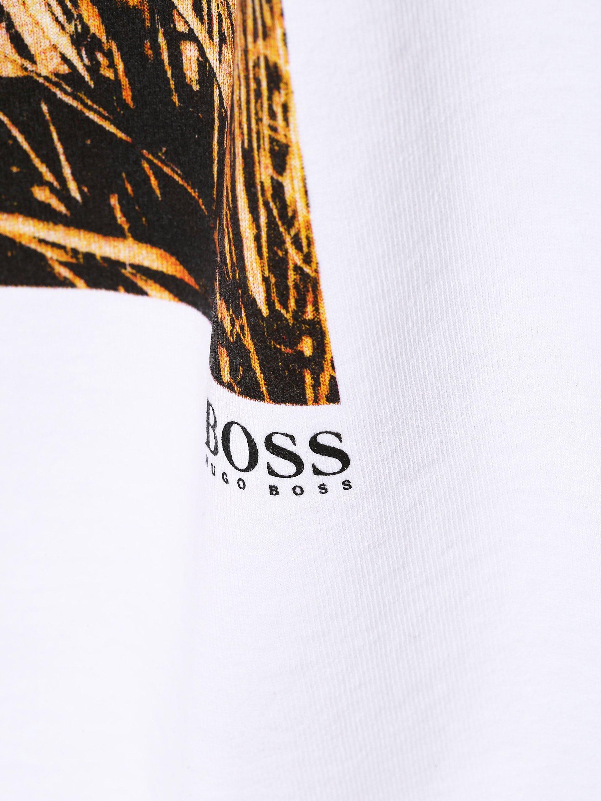 BOSS Casual T-shirt męski – Teear 1