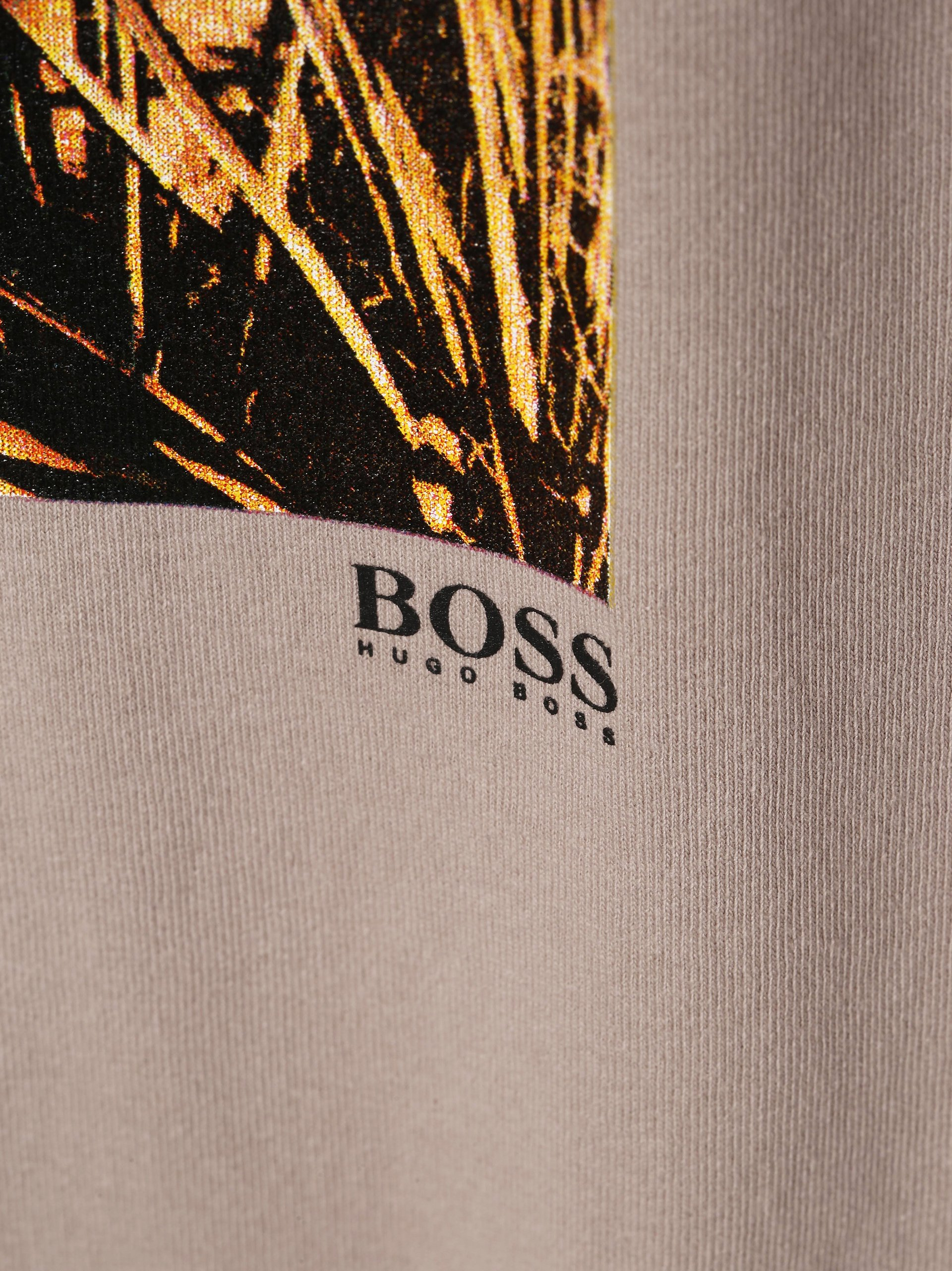 BOSS Casual T-shirt męski – Teear 1
