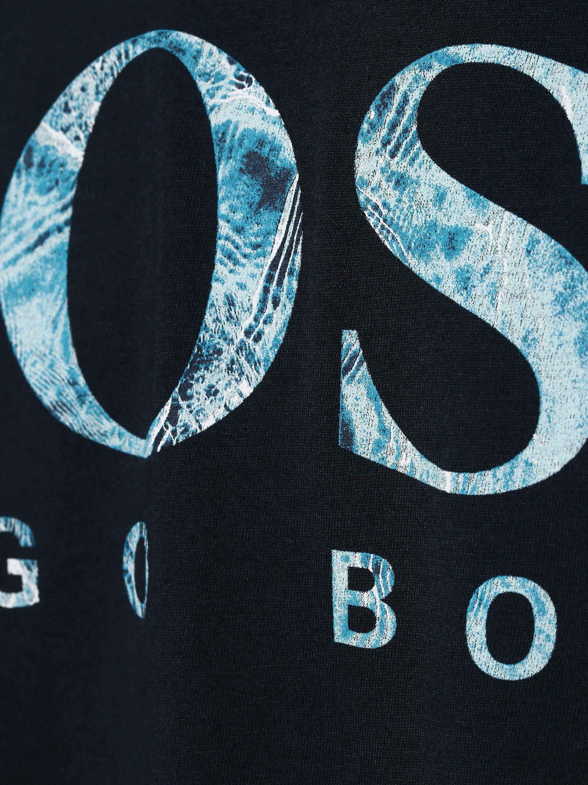 BOSS Casual T-shirt męski – Teecher 4