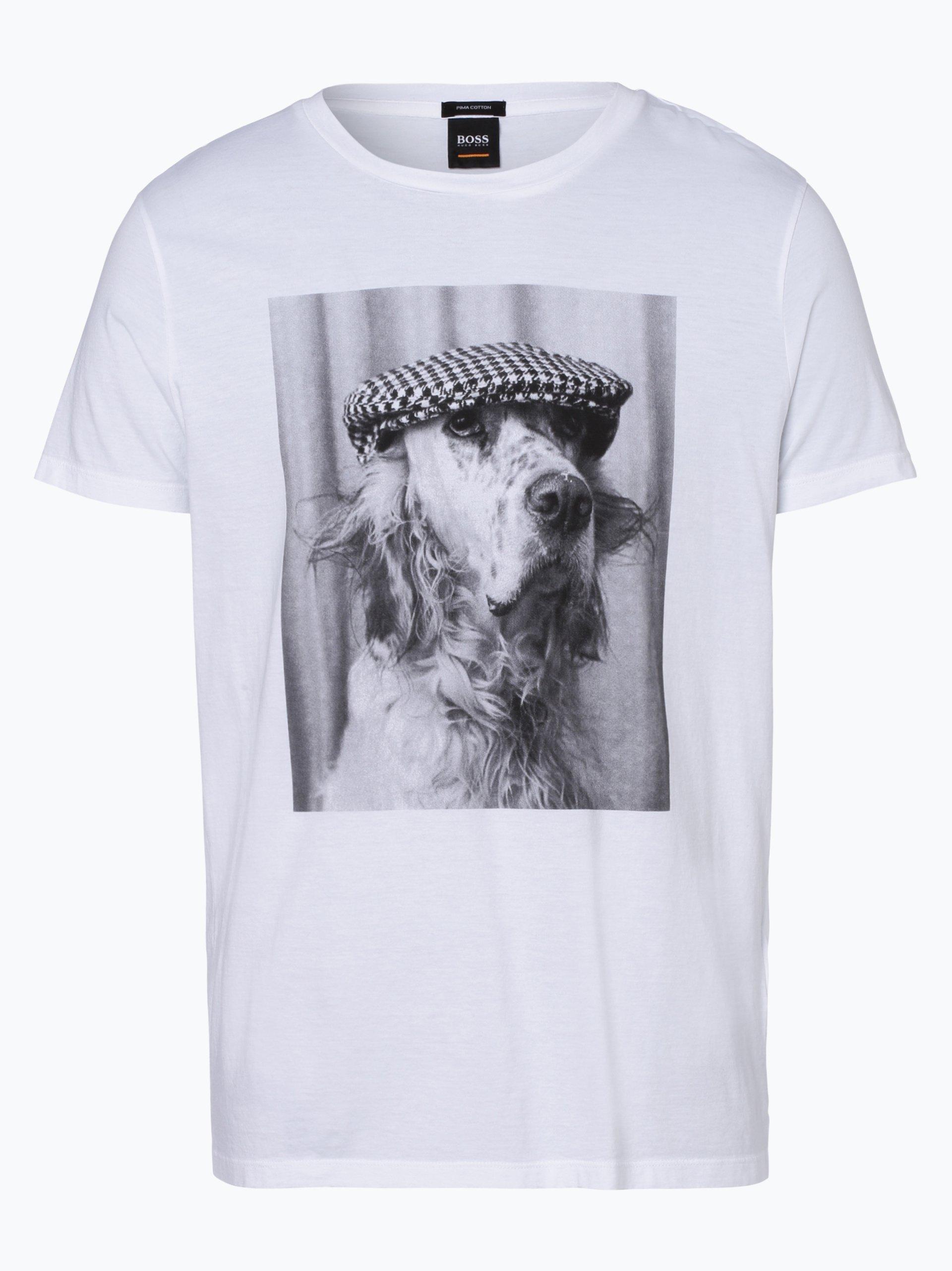 BOSS Casual T-shirt męski – Teedog 2